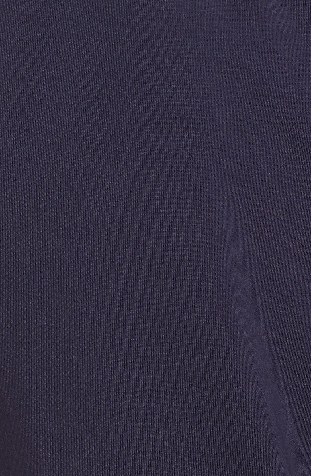 Stretch Organic Cotton Crop Pants,                             Alternate thumbnail 11, color,