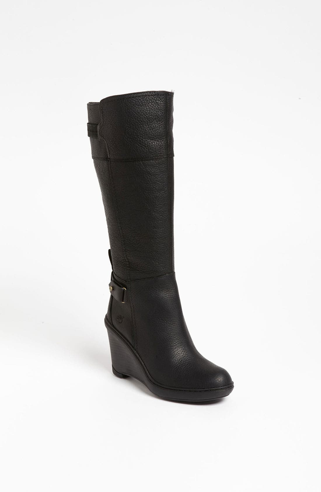 'Stratham Heights' Tall Boot, Main, color, 001