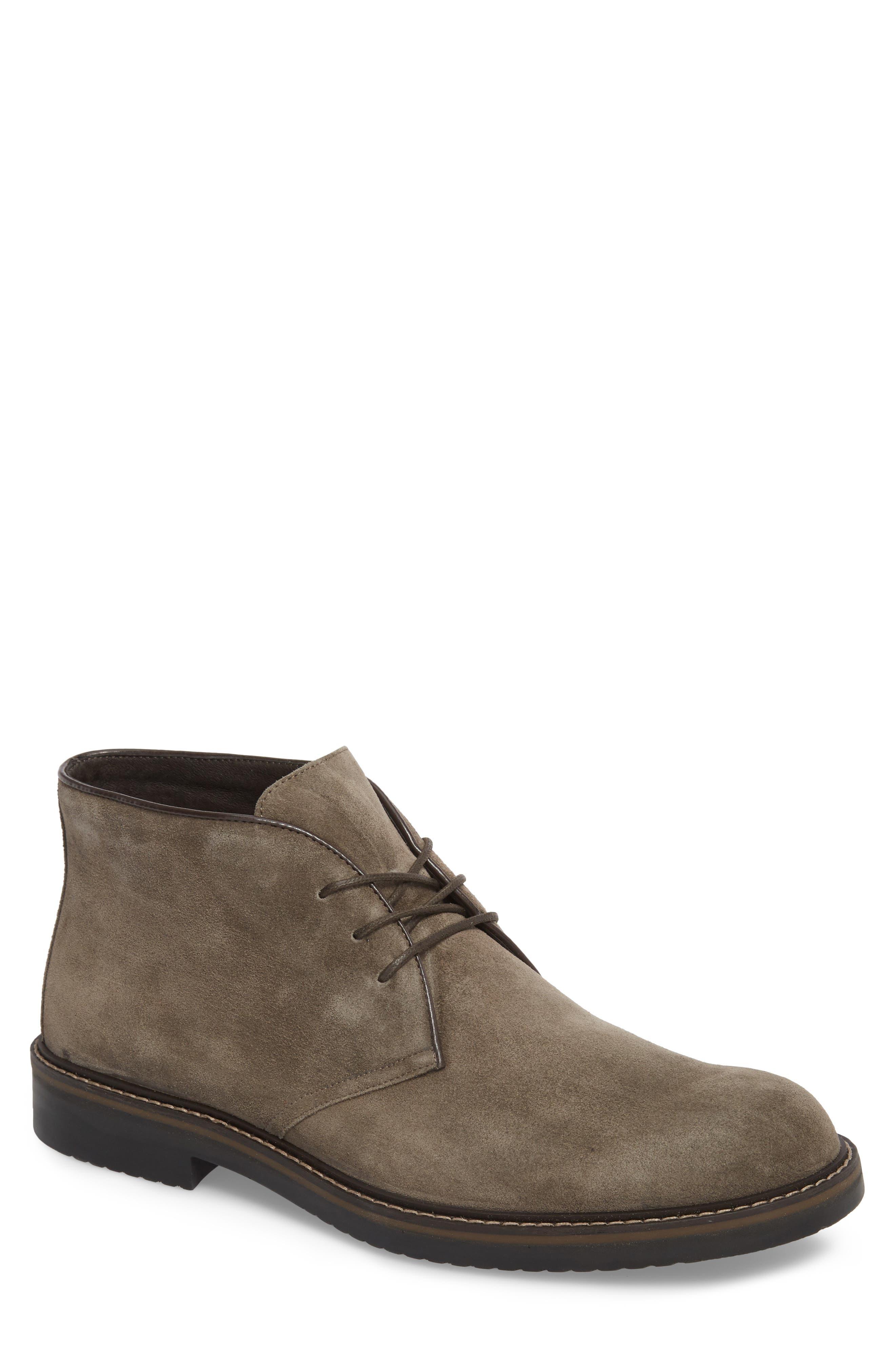 Bradford Chukka Boot,                         Main,                         color, STONE SUEDE