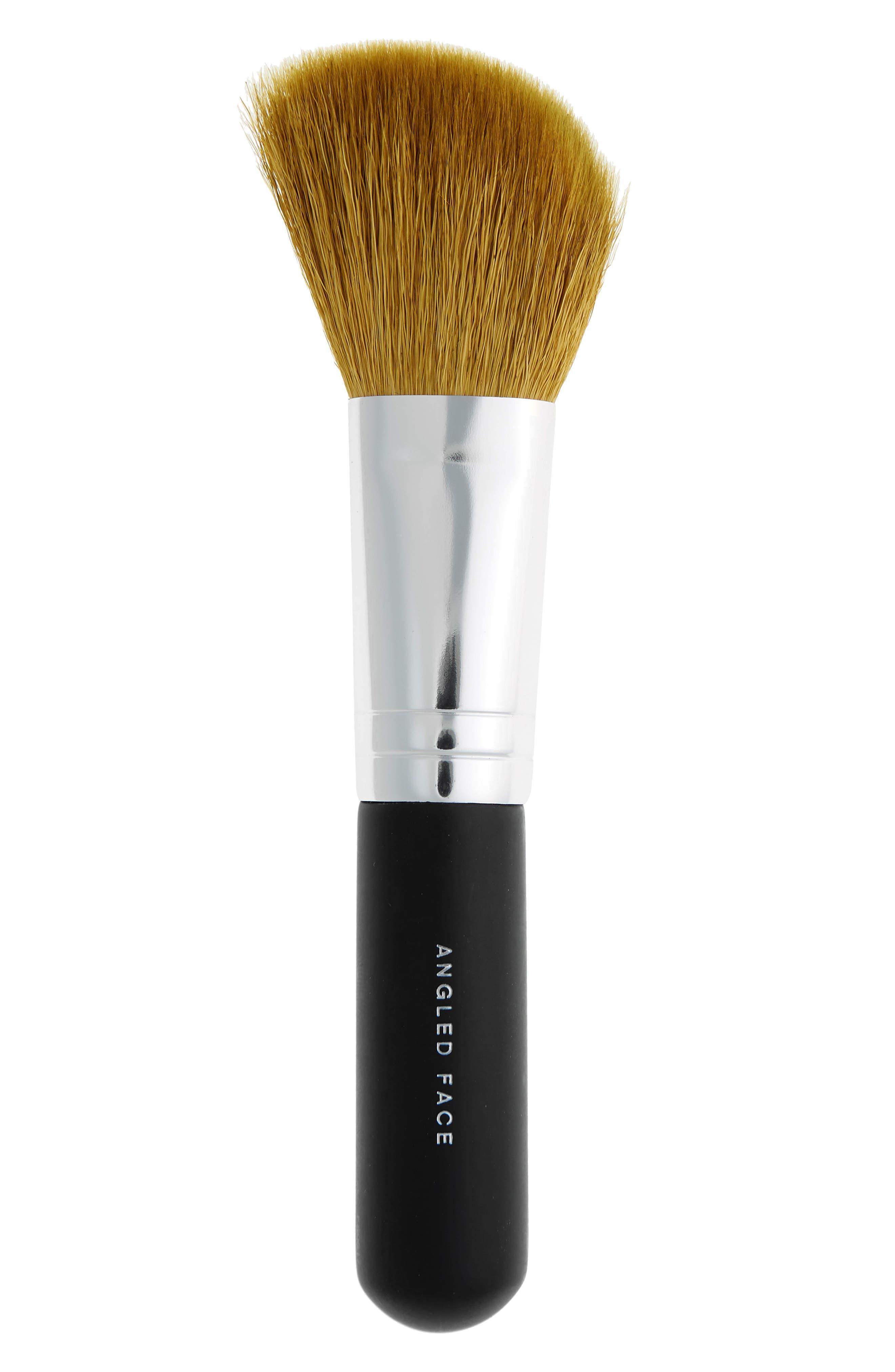 Angled Face Brush,                             Alternate thumbnail 2, color,                             000