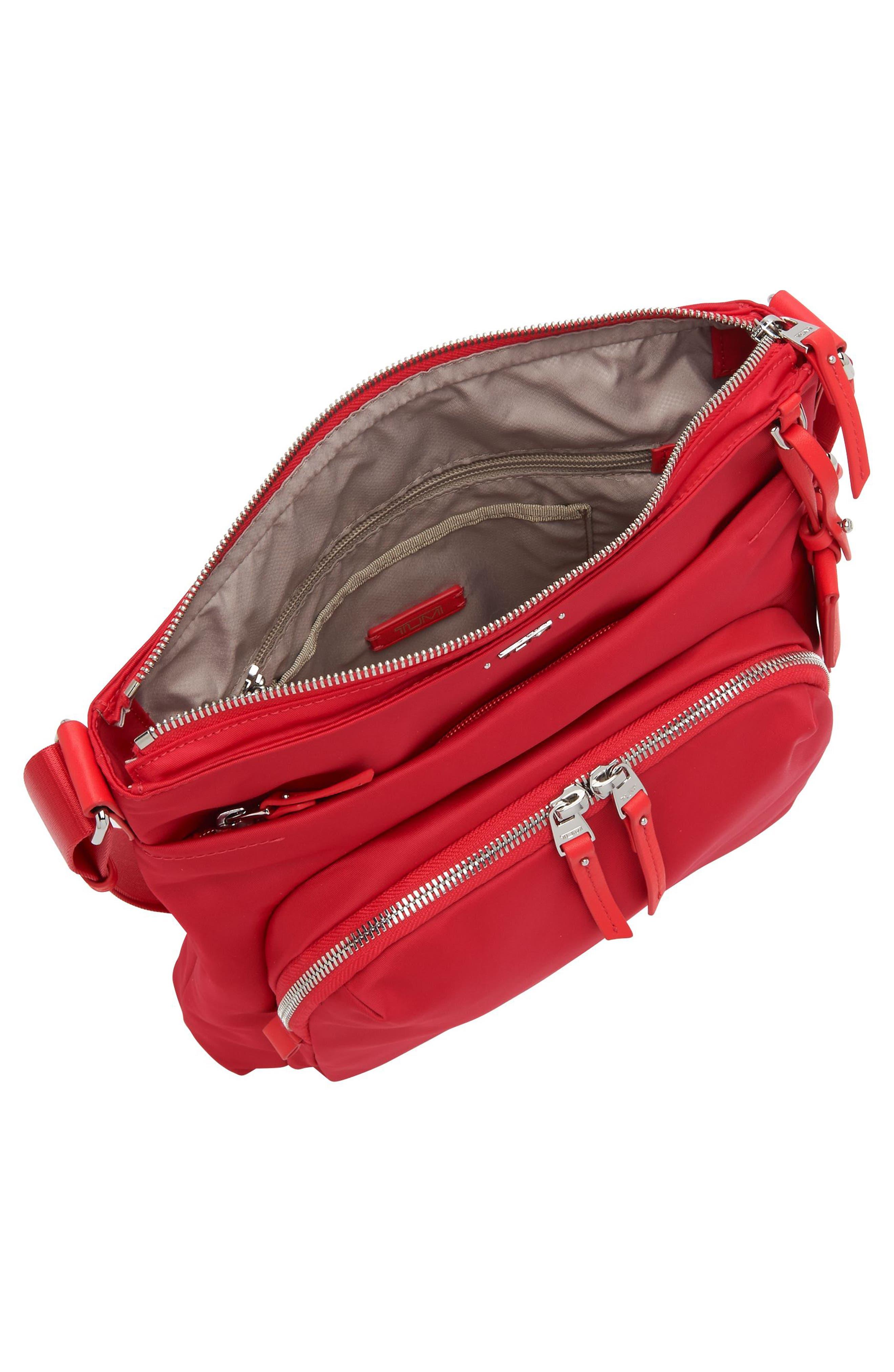 Voyageur - Capri Nylon Crossbody Bag,                             Alternate thumbnail 35, color,