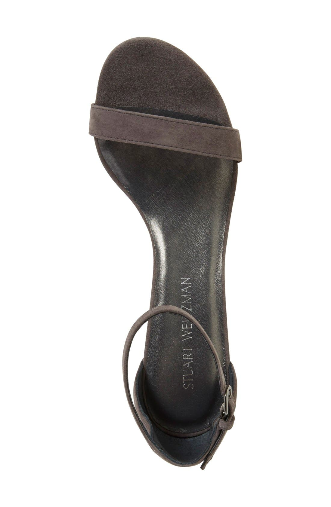 NearlyNude Ankle Strap Sandal,                             Alternate thumbnail 67, color,