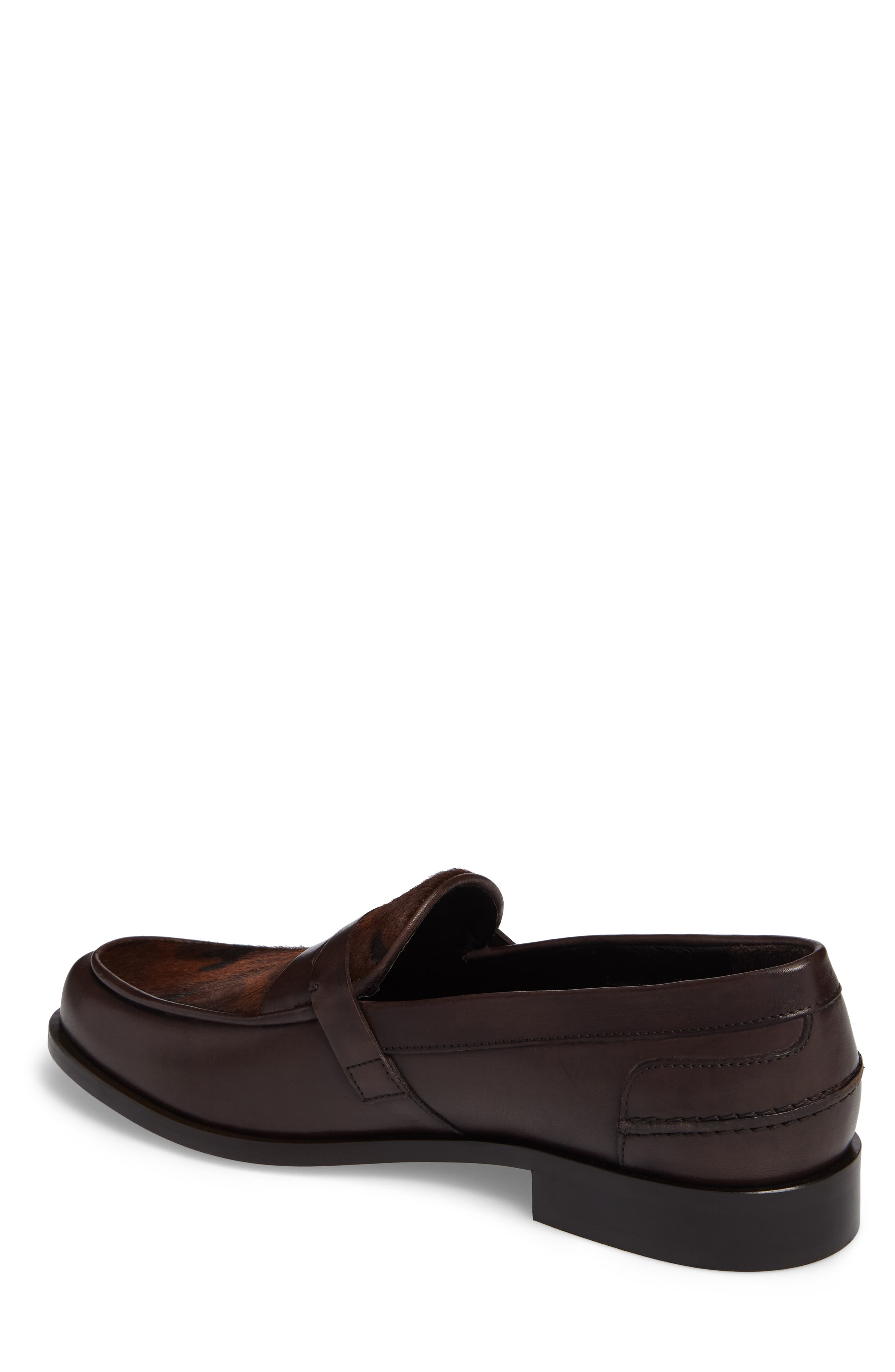 Sawyer Penny Loafer,                             Alternate thumbnail 4, color,