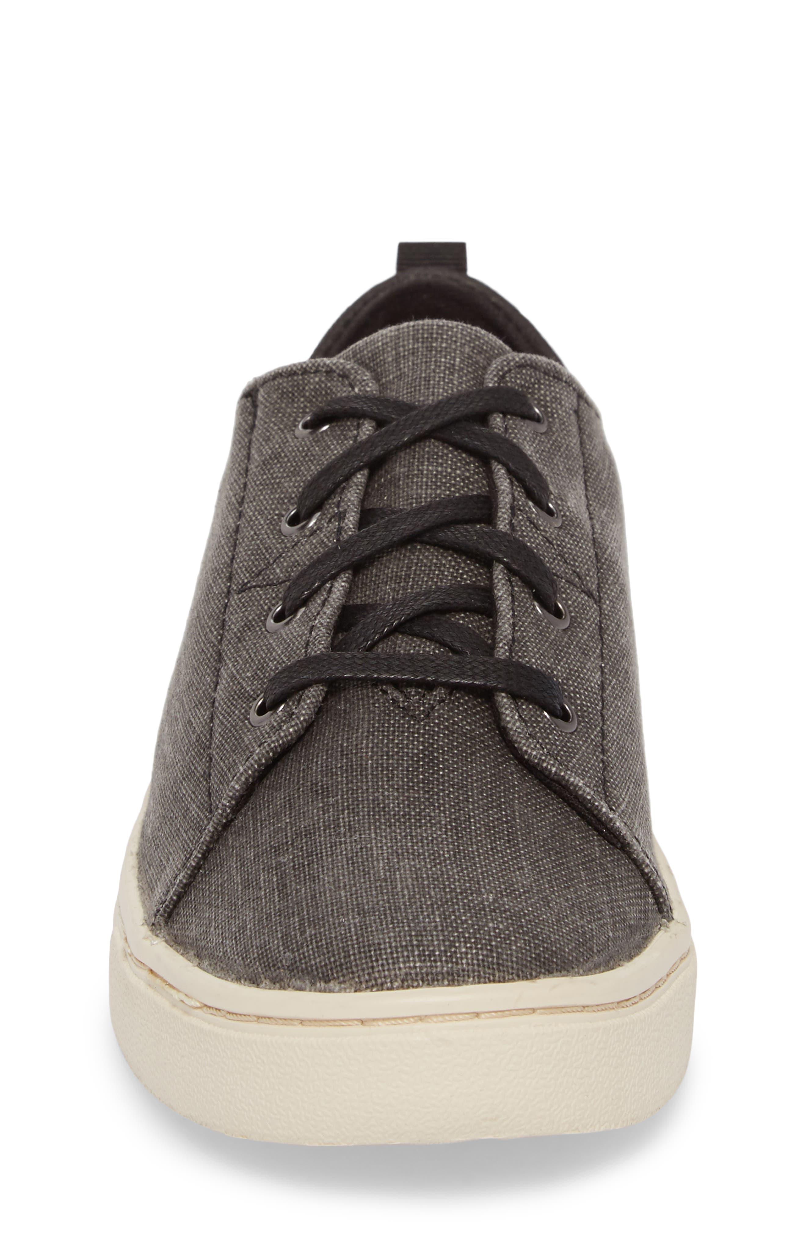 TOMS,                             Lenny Sneaker,                             Alternate thumbnail 4, color,                             001