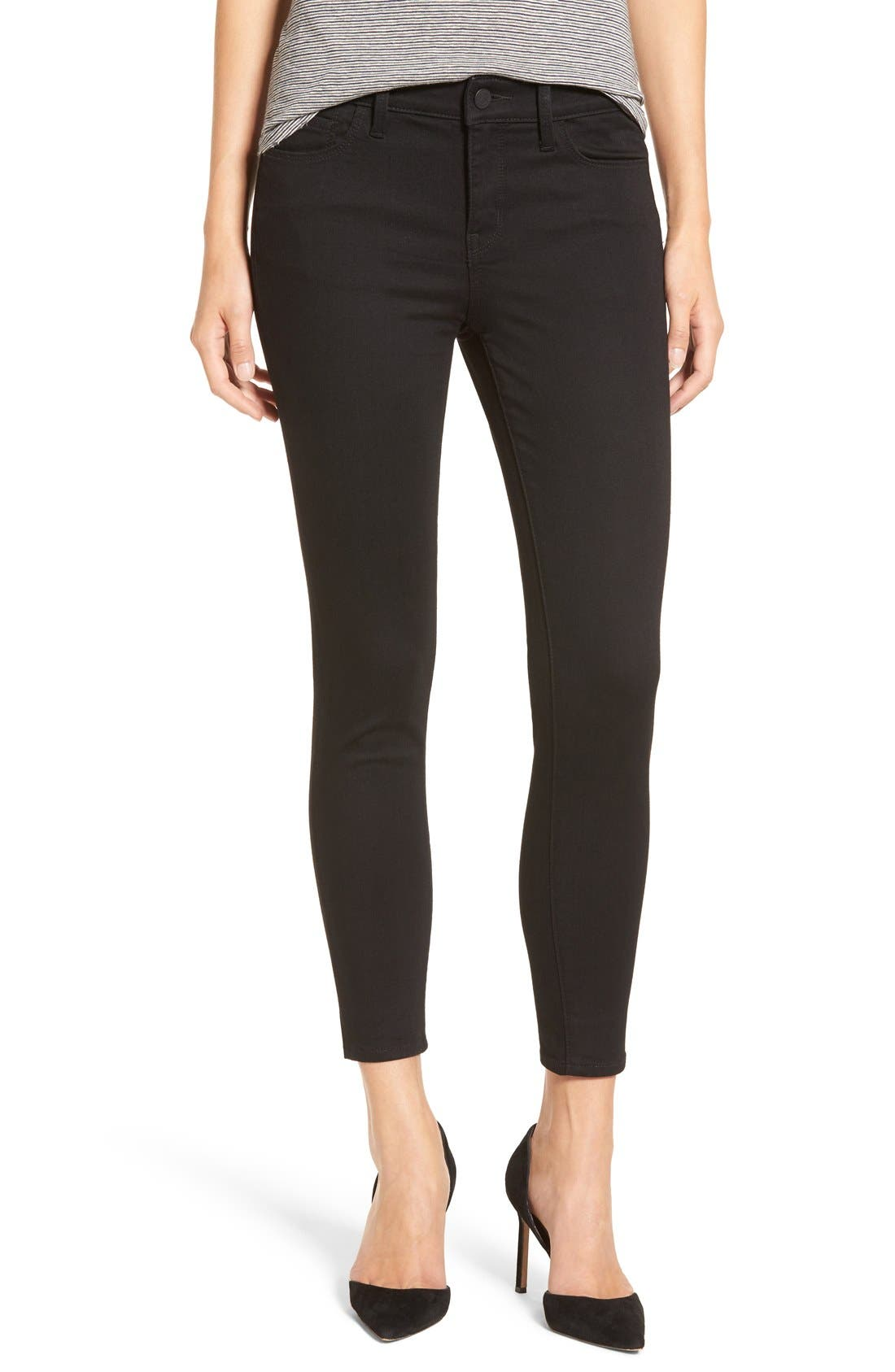 Legacy Crop Skinny Jeans,                         Main,                         color, 001
