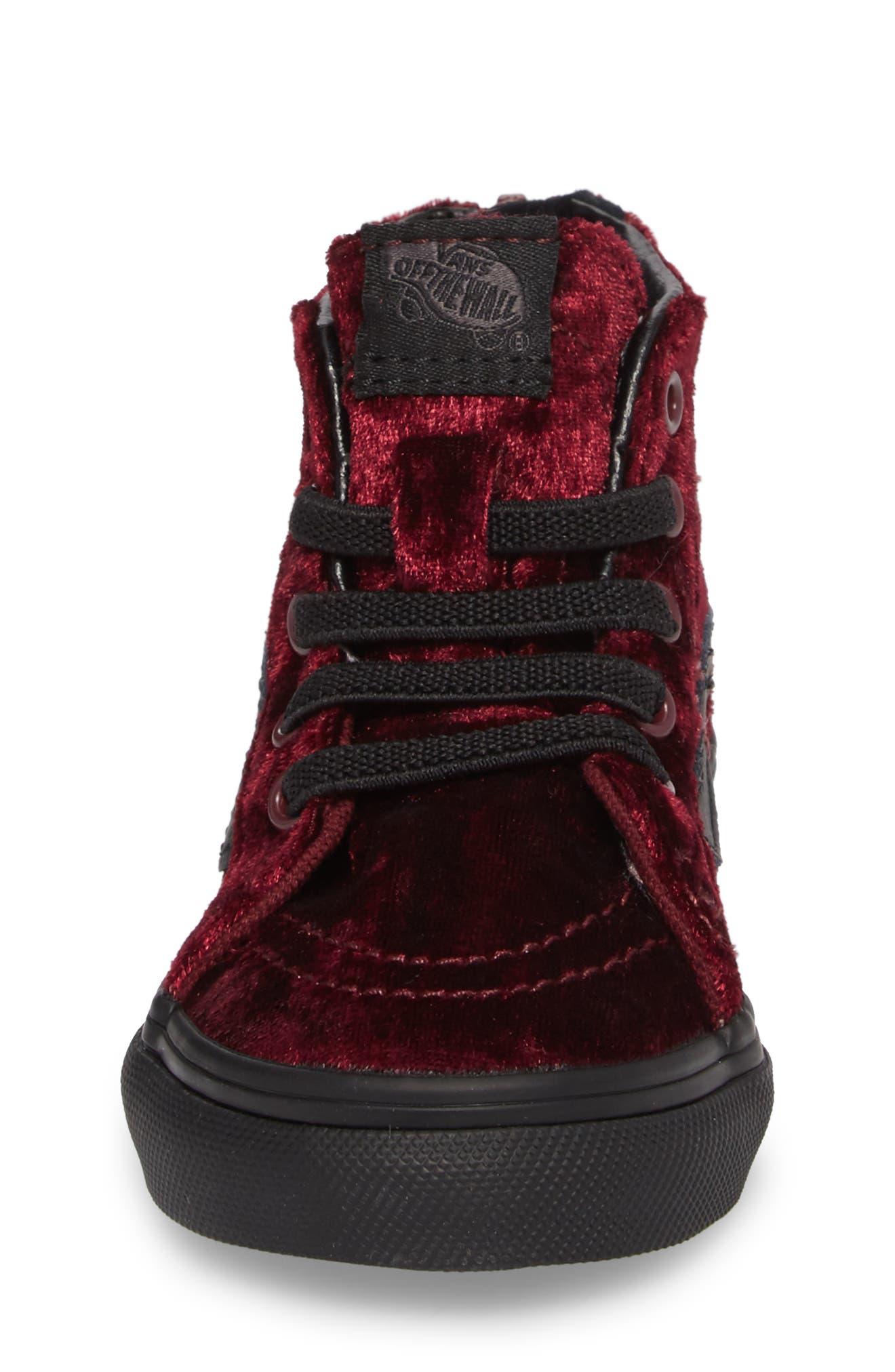 SK8-Hi Zip Sneaker,                             Alternate thumbnail 11, color,