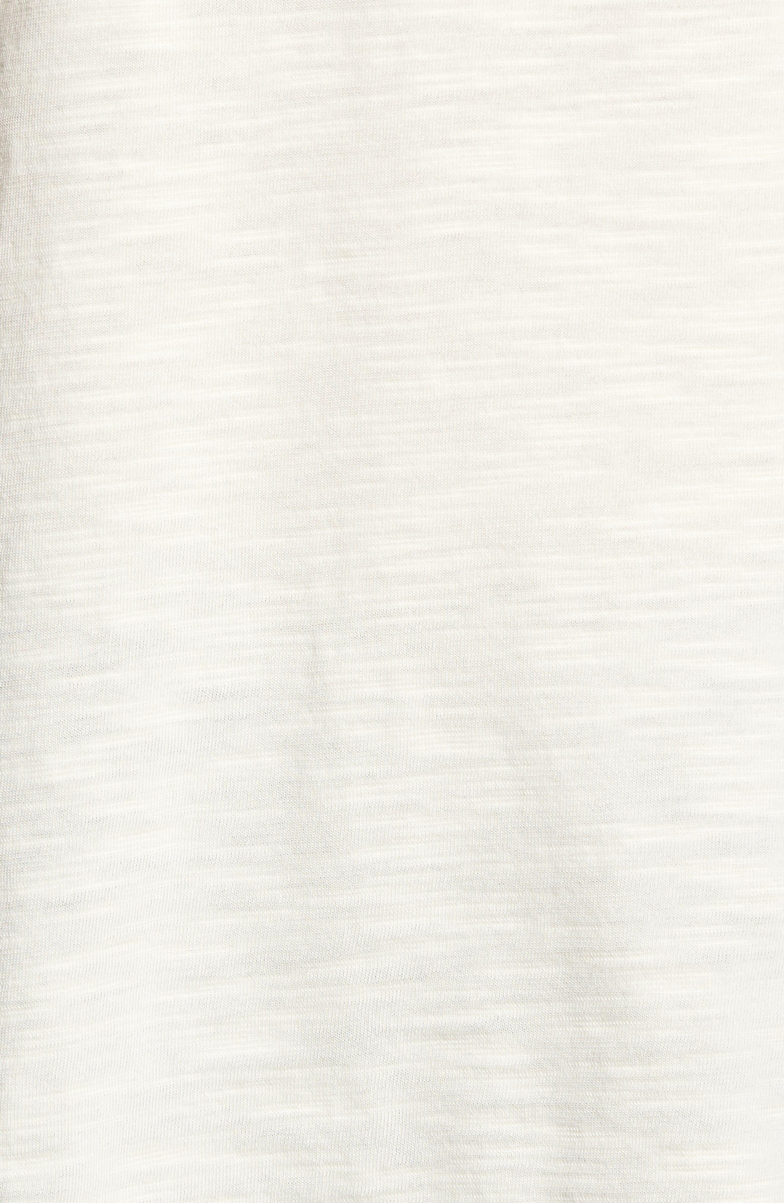 'Portside Player' Pima Cotton T-Shirt,                             Alternate thumbnail 48, color,