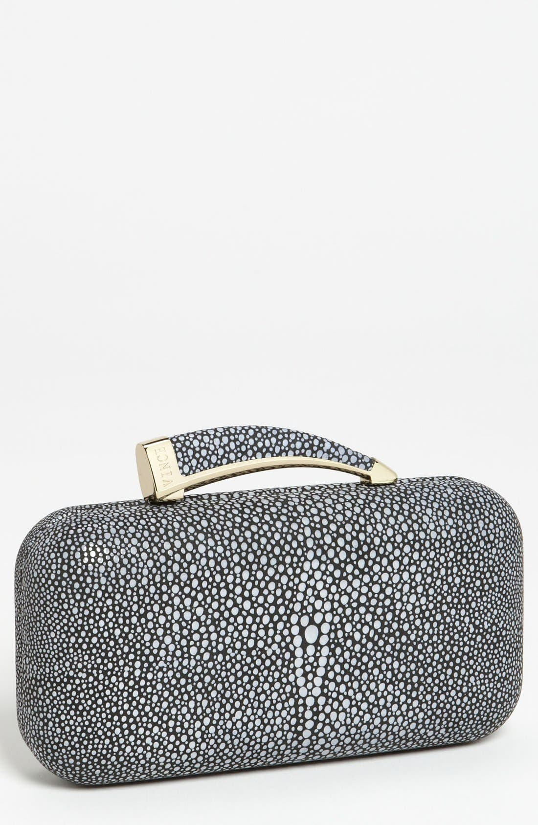 'Horn' Clutch,                         Main,                         color, 001