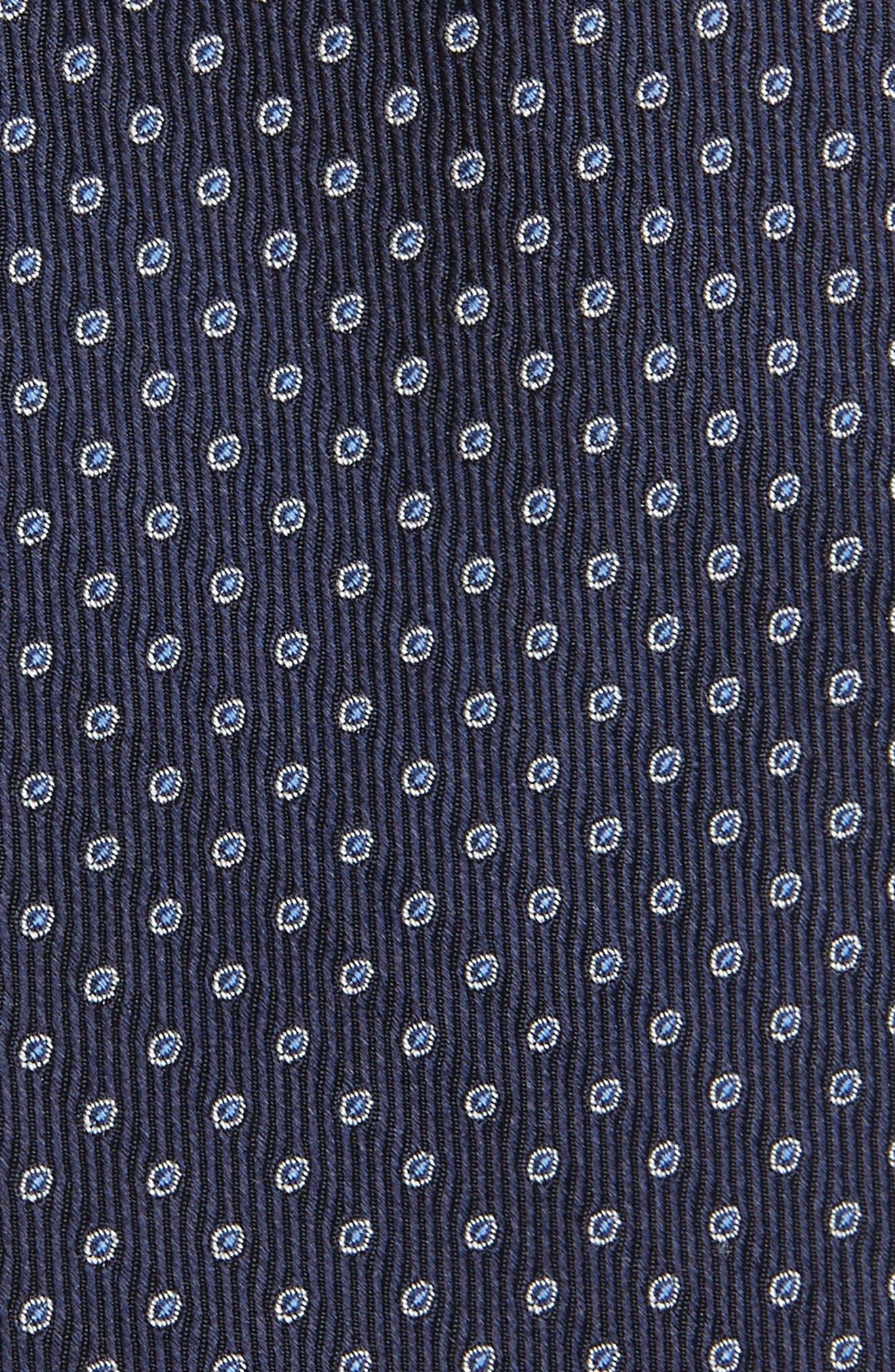 Newport Dot Silk Tie,                             Alternate thumbnail 13, color,