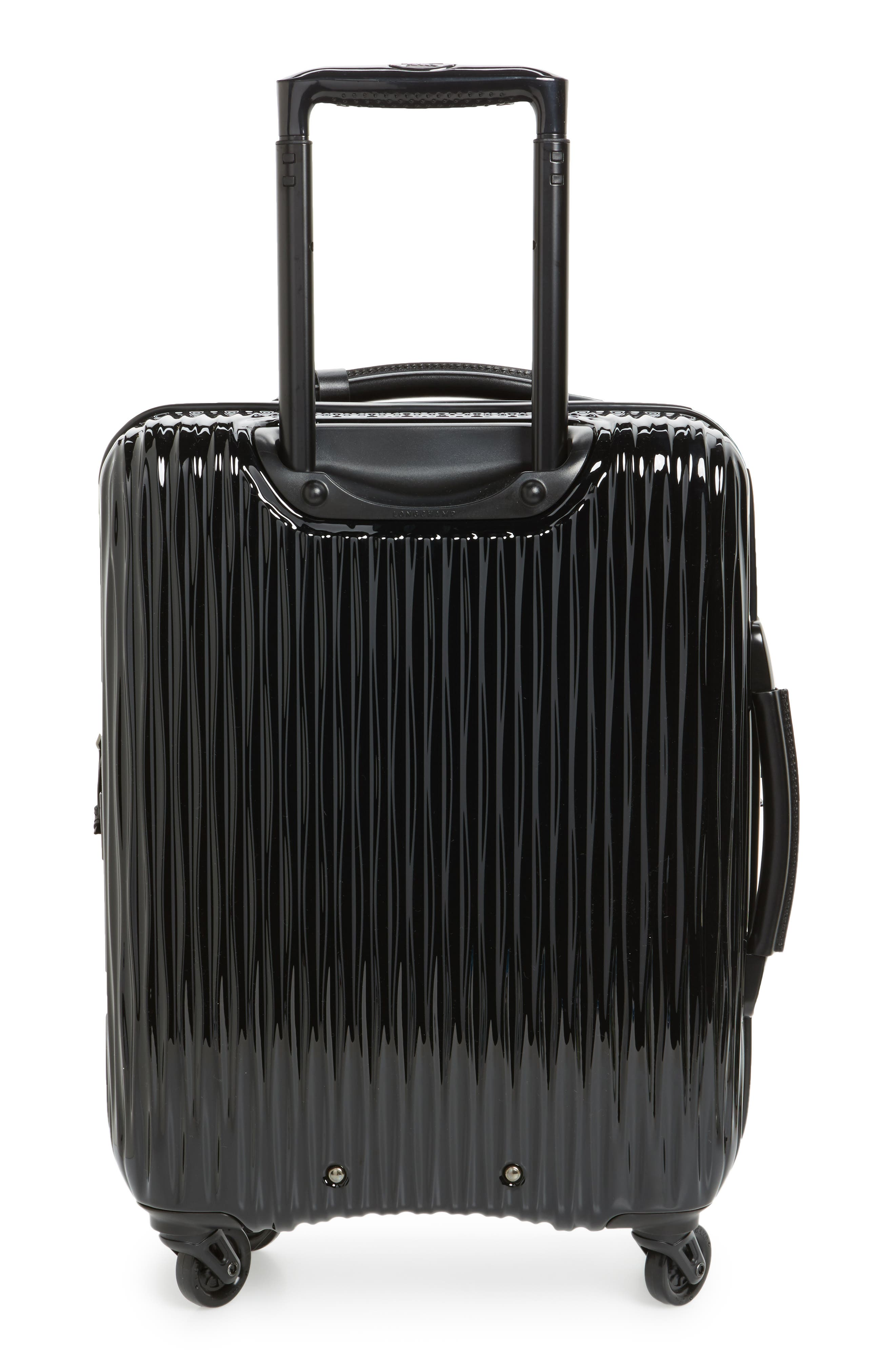 Ruban 22-Inch Four-Wheel Hard Shell Suitcase,                             Alternate thumbnail 4, color,                             001
