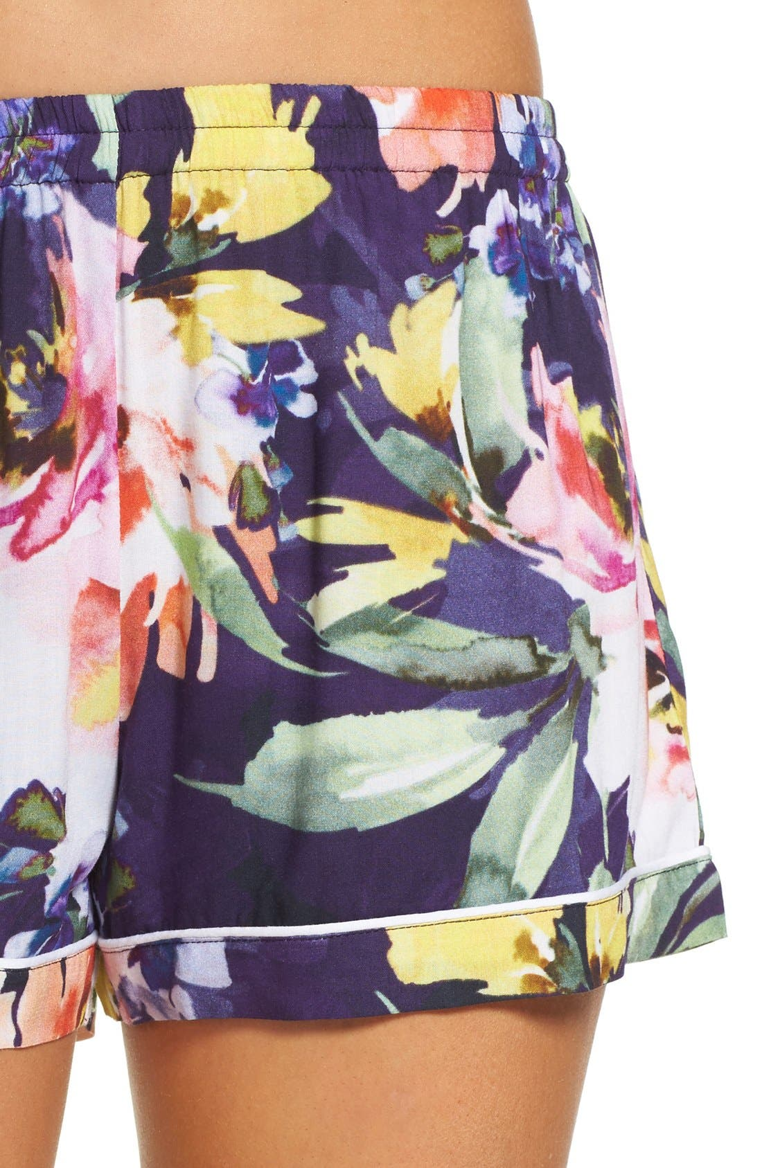 Zephyr Short Pajamas,                             Alternate thumbnail 2, color,                             400