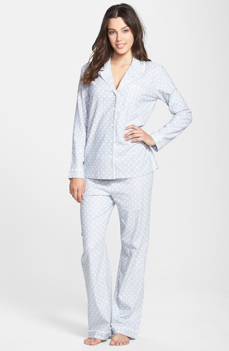 329a72c7fe Nordstrom Lingerie Flannel Pajamas