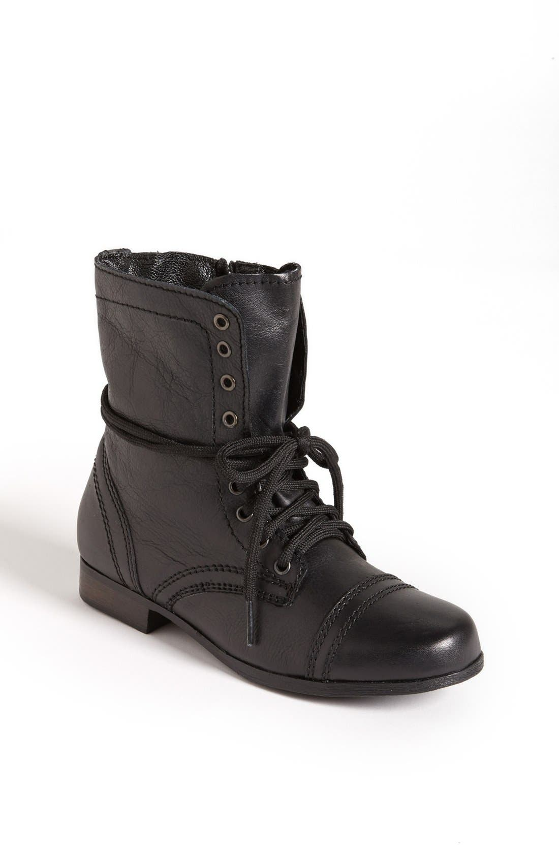 'Troopa' Boot,                         Main,                         color, BLACK
