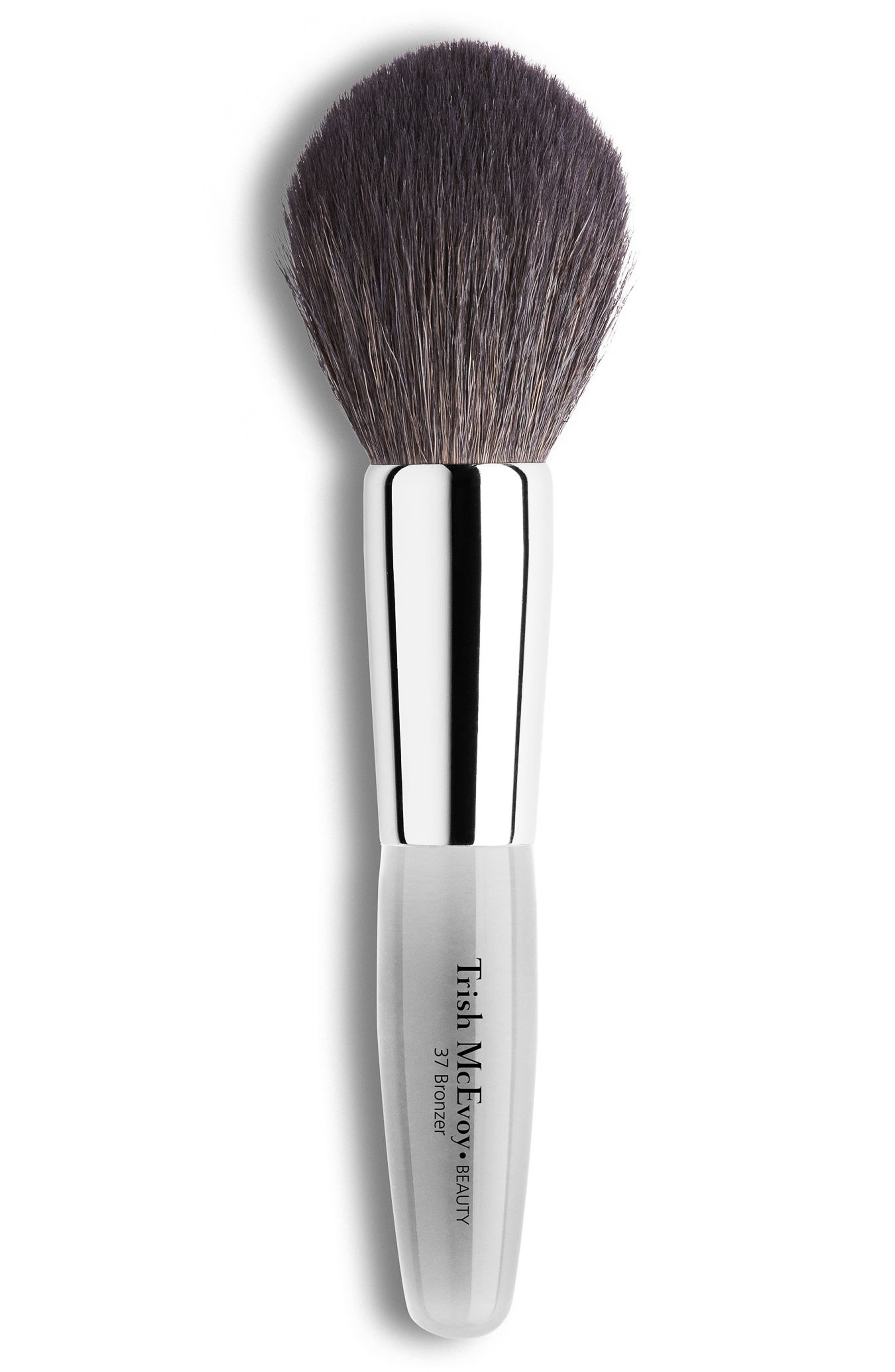 #37 Bronzer Brush,                             Main thumbnail 1, color,                             NO COLOR