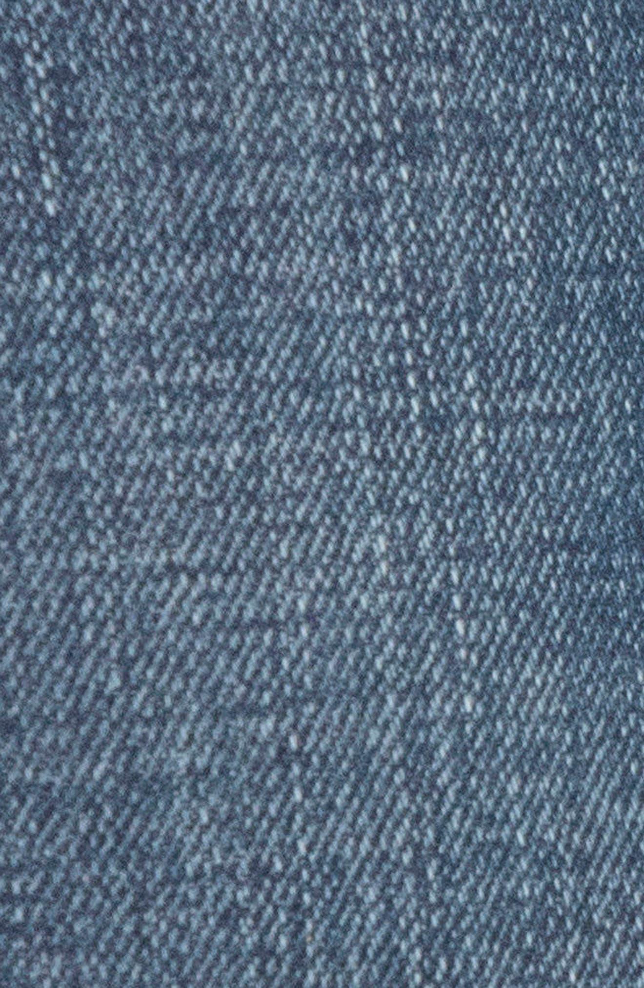El Camino - Patch It Boyfriend Jeans,                             Alternate thumbnail 6, color,                             INDIGO
