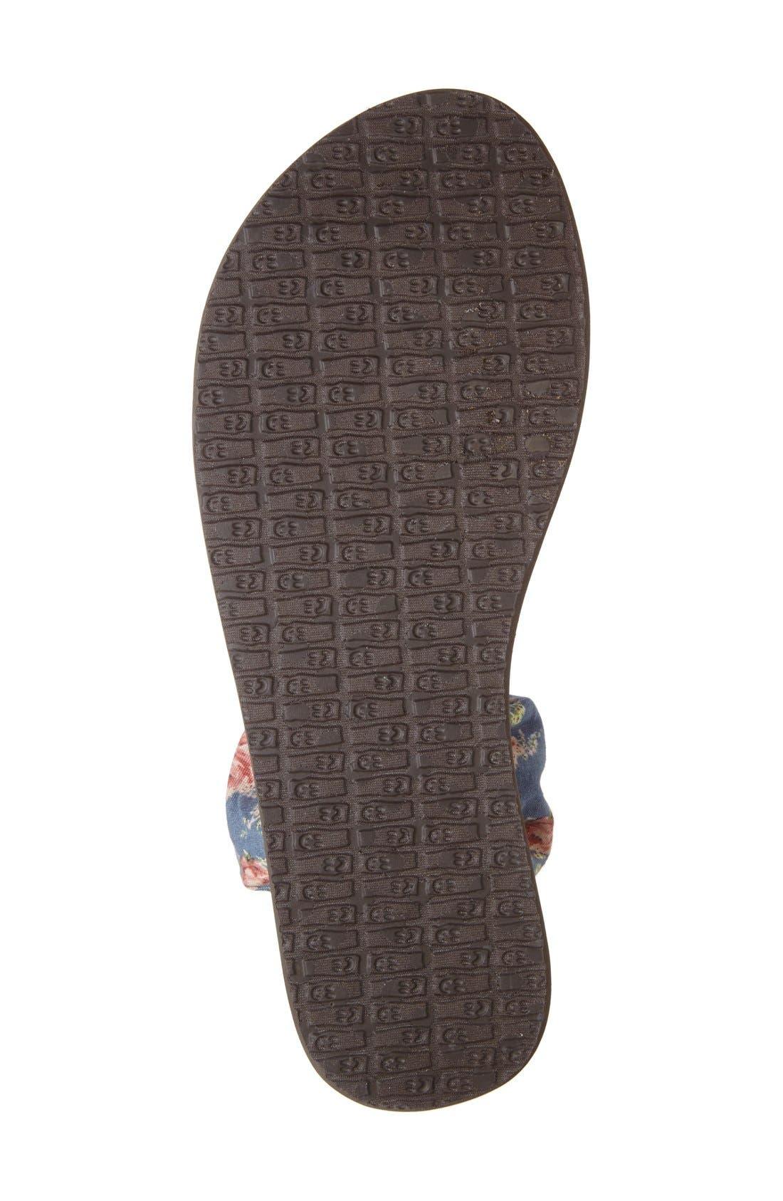 'Yoga Sling 2' Sandal,                             Alternate thumbnail 100, color,