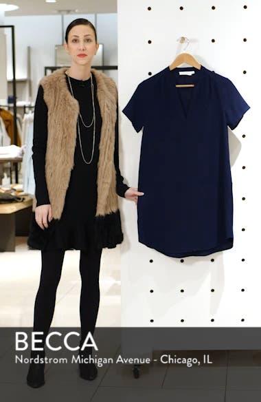 Hailey Crepe Dress, sales video thumbnail