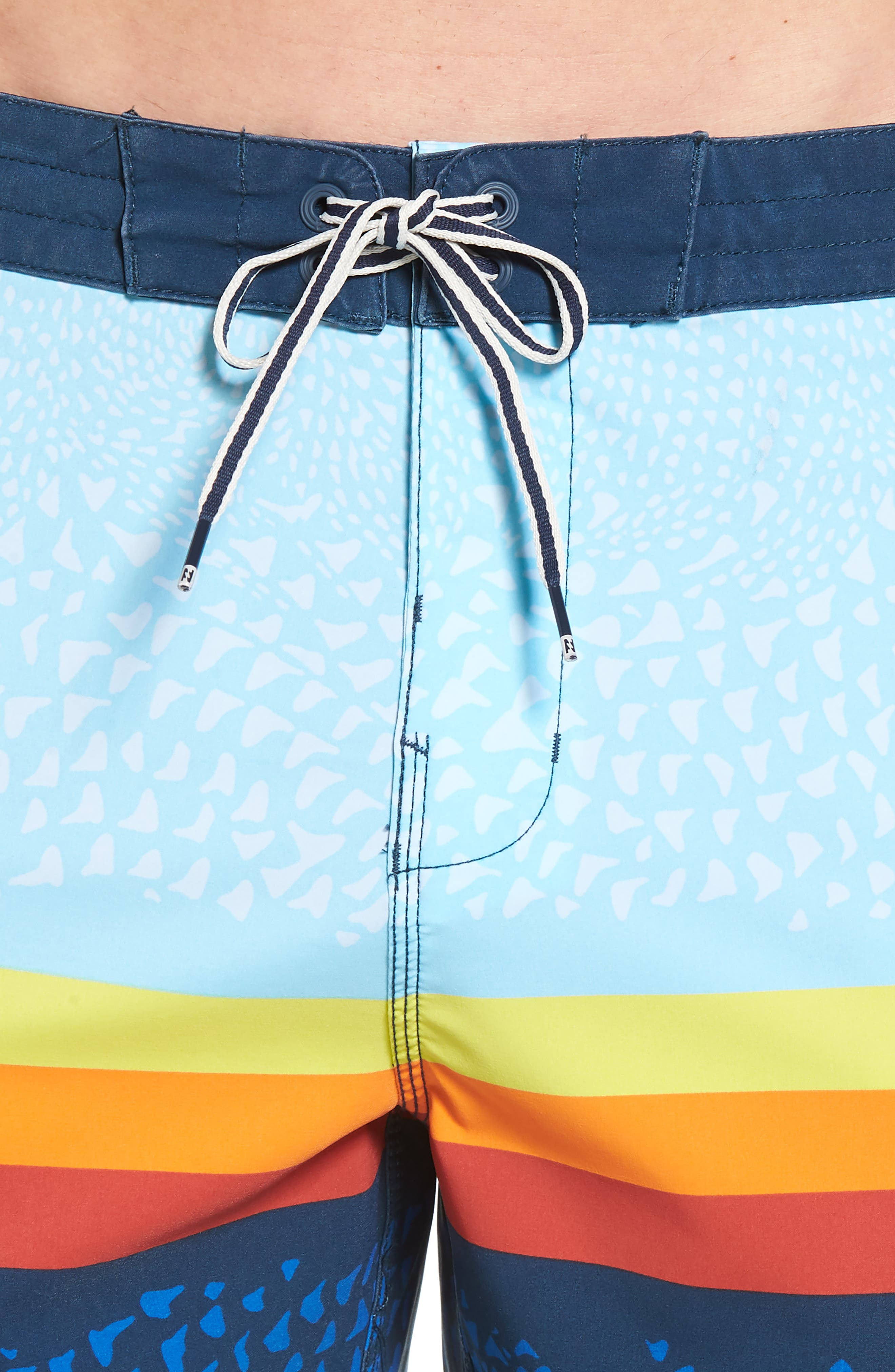 Fifty50 Low Tide Swim Trunks,                             Alternate thumbnail 18, color,