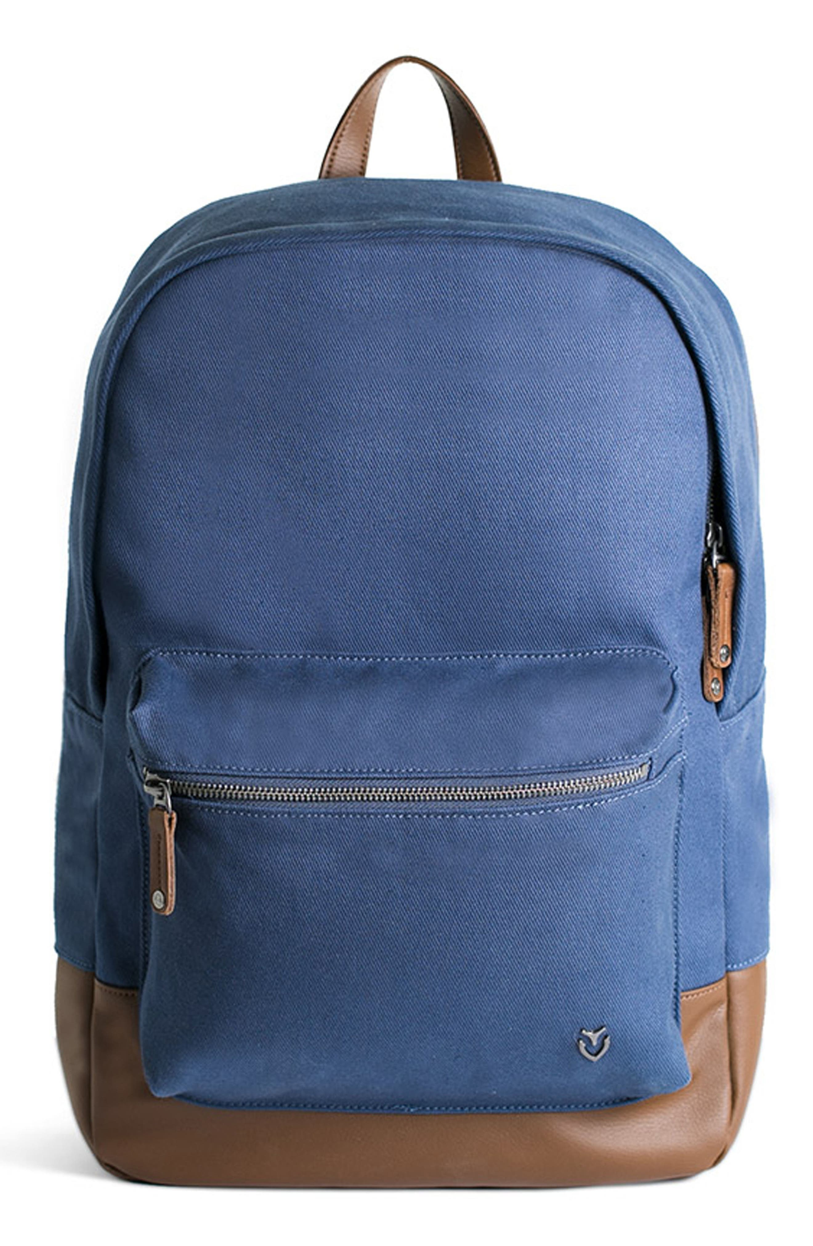 Vessel Refined Backpack - Blue