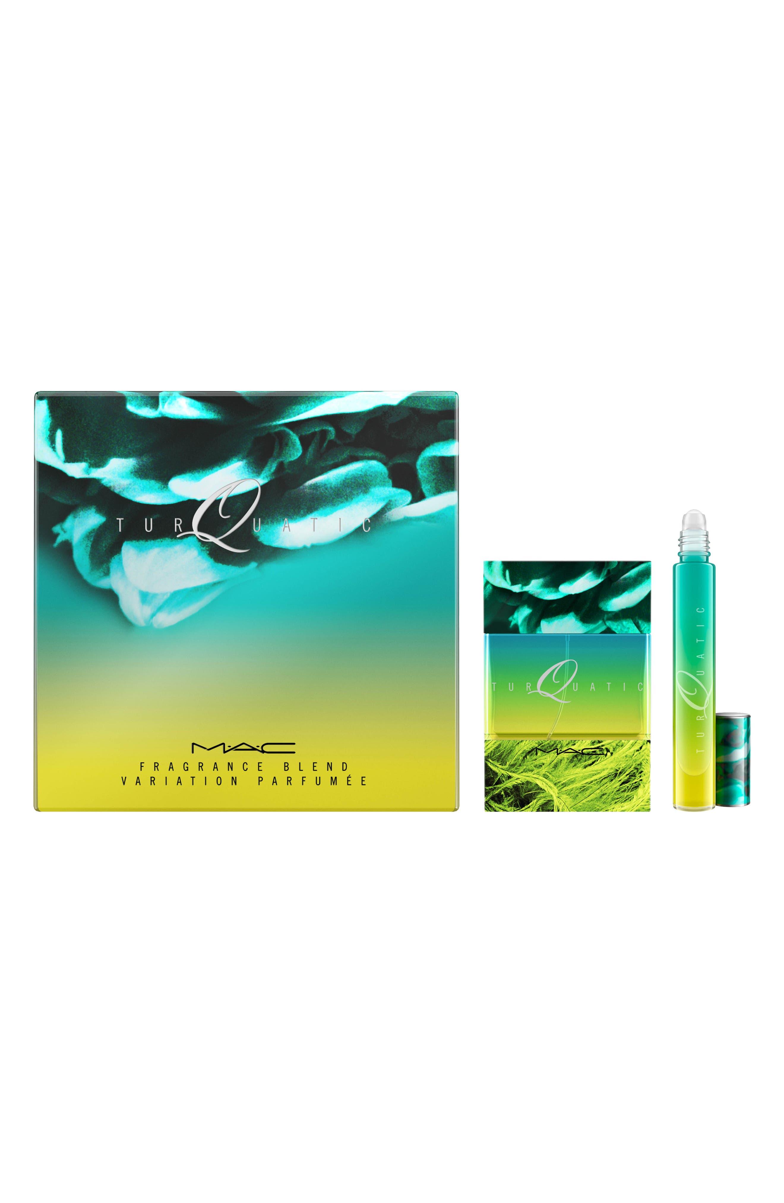MAC Turquatic Fragrance Set,                         Main,                         color, 000