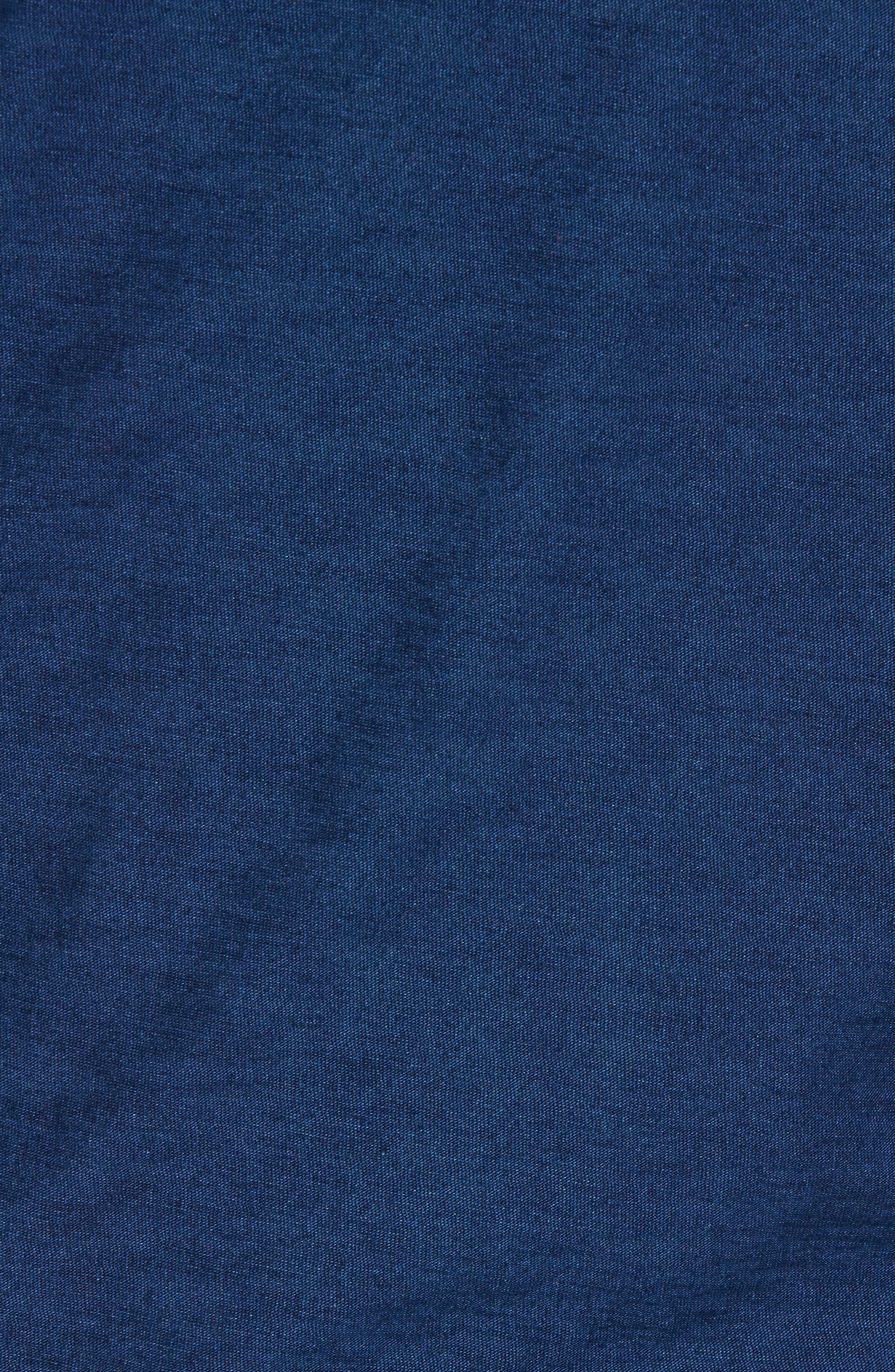 Slim Fit Long Sleeve Henley,                             Alternate thumbnail 5, color,                             400