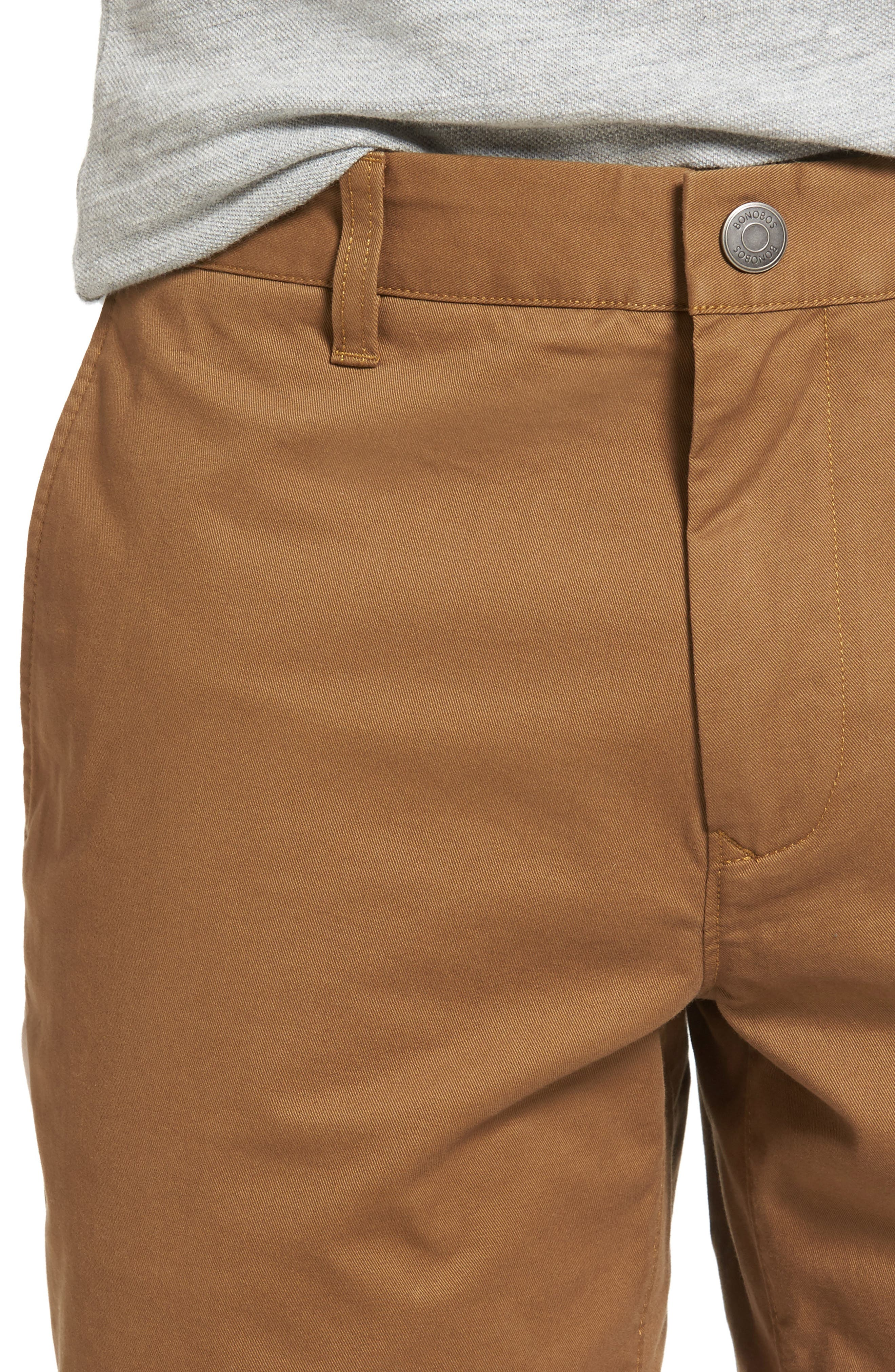 Stretch Washed Chino 5-Inch Shorts,                             Alternate thumbnail 107, color,