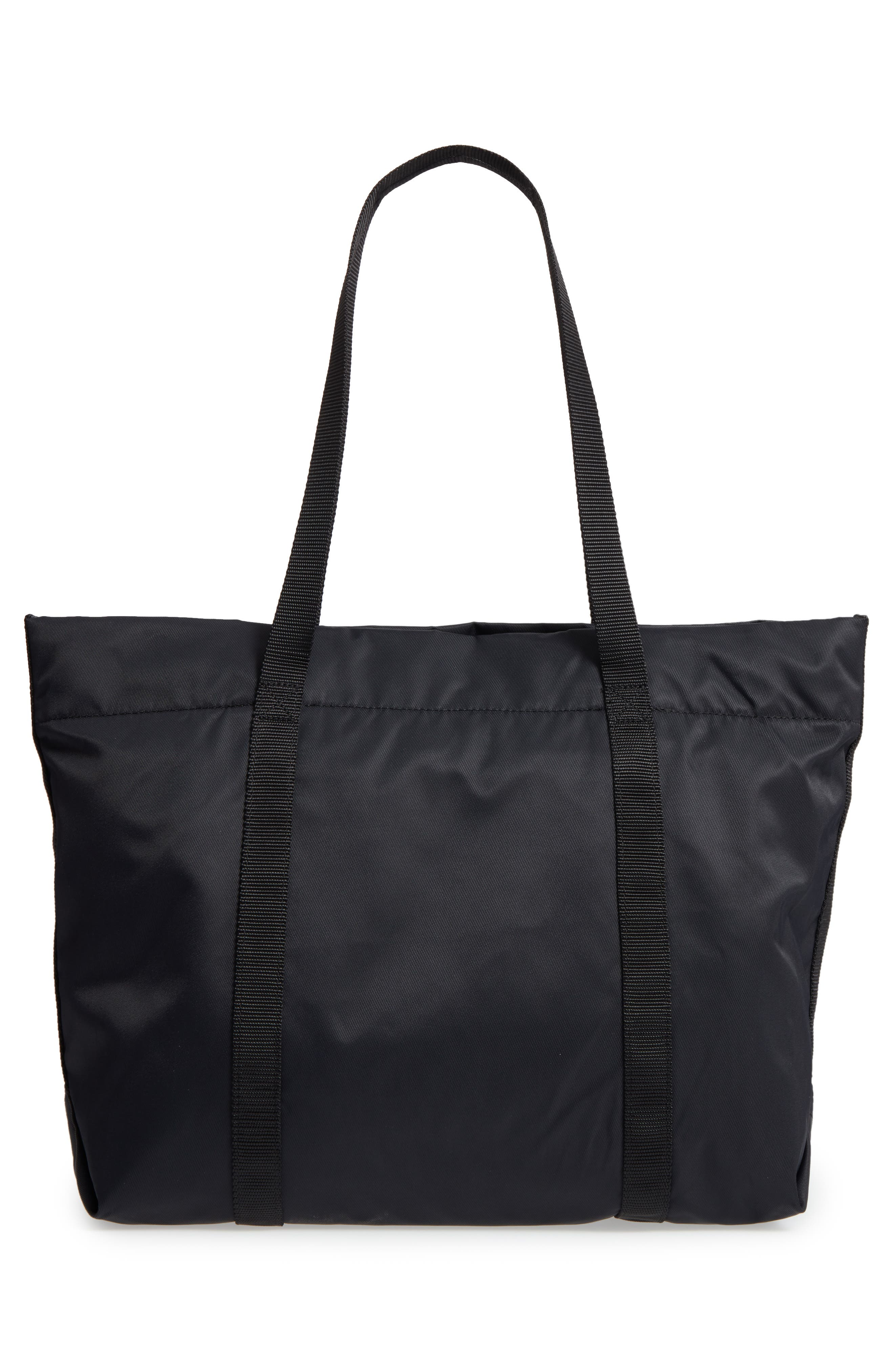 Original Nylon Tote,                             Alternate thumbnail 3, color,                             001