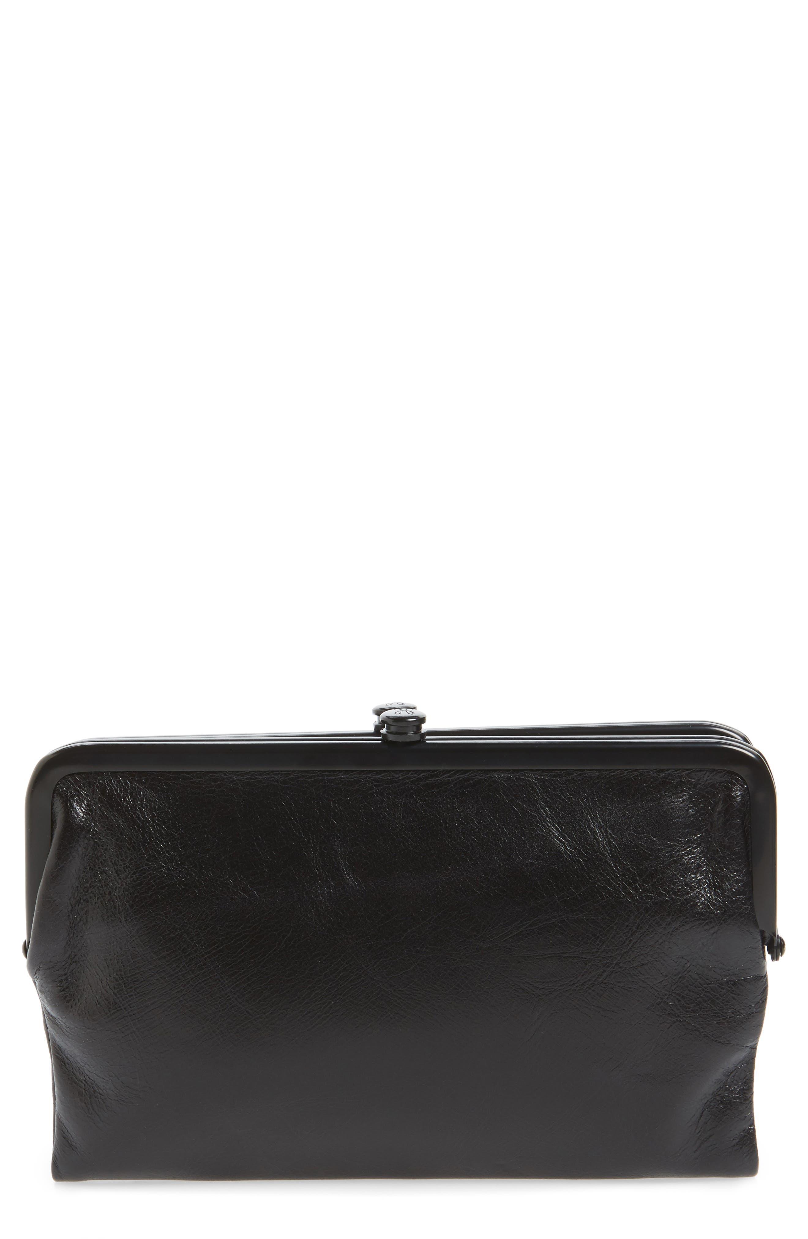 Glory Wallet,                         Main,                         color, BLACK