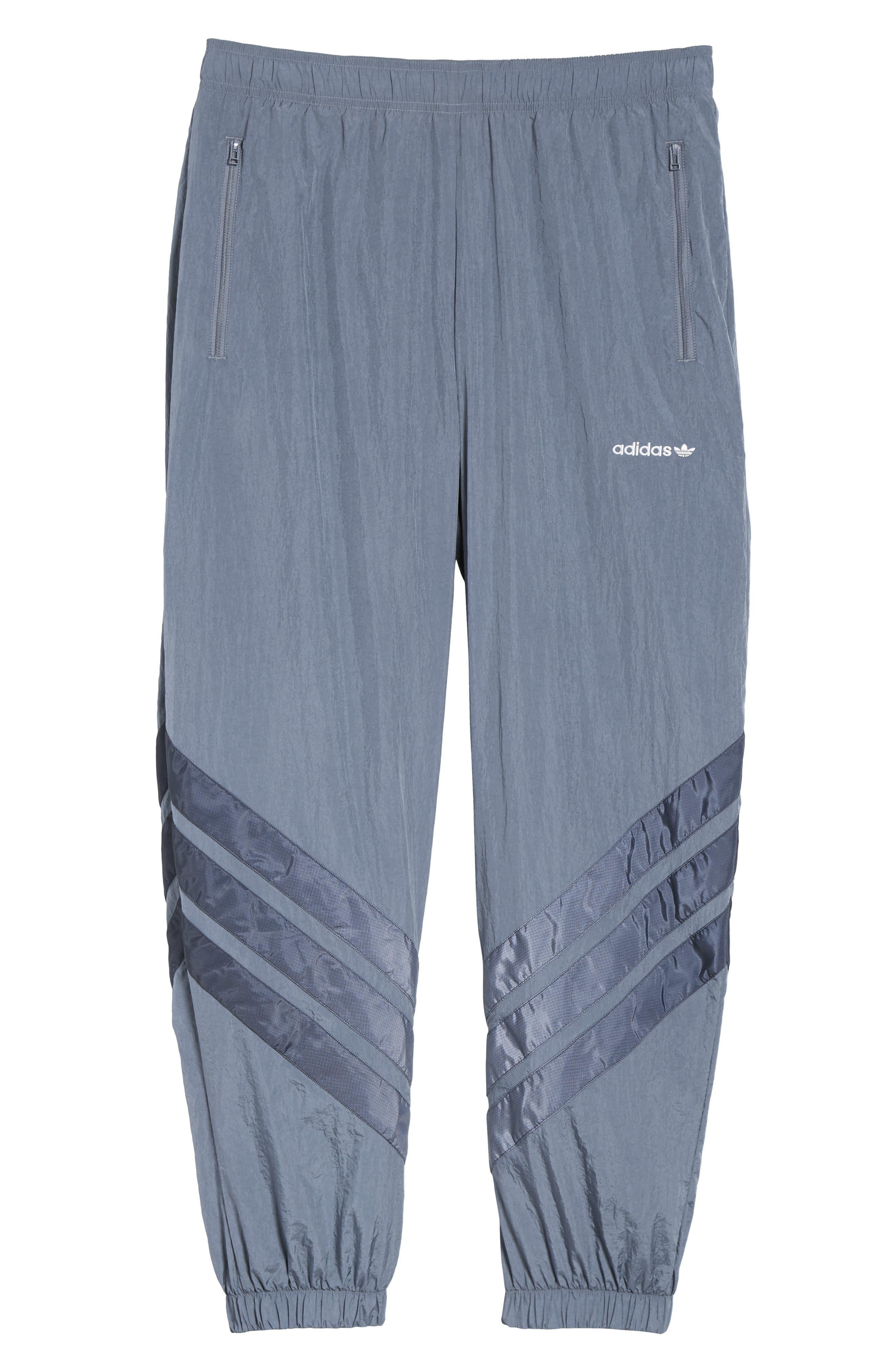Originals V-Stripe Windpants,                             Alternate thumbnail 6, color,                             422