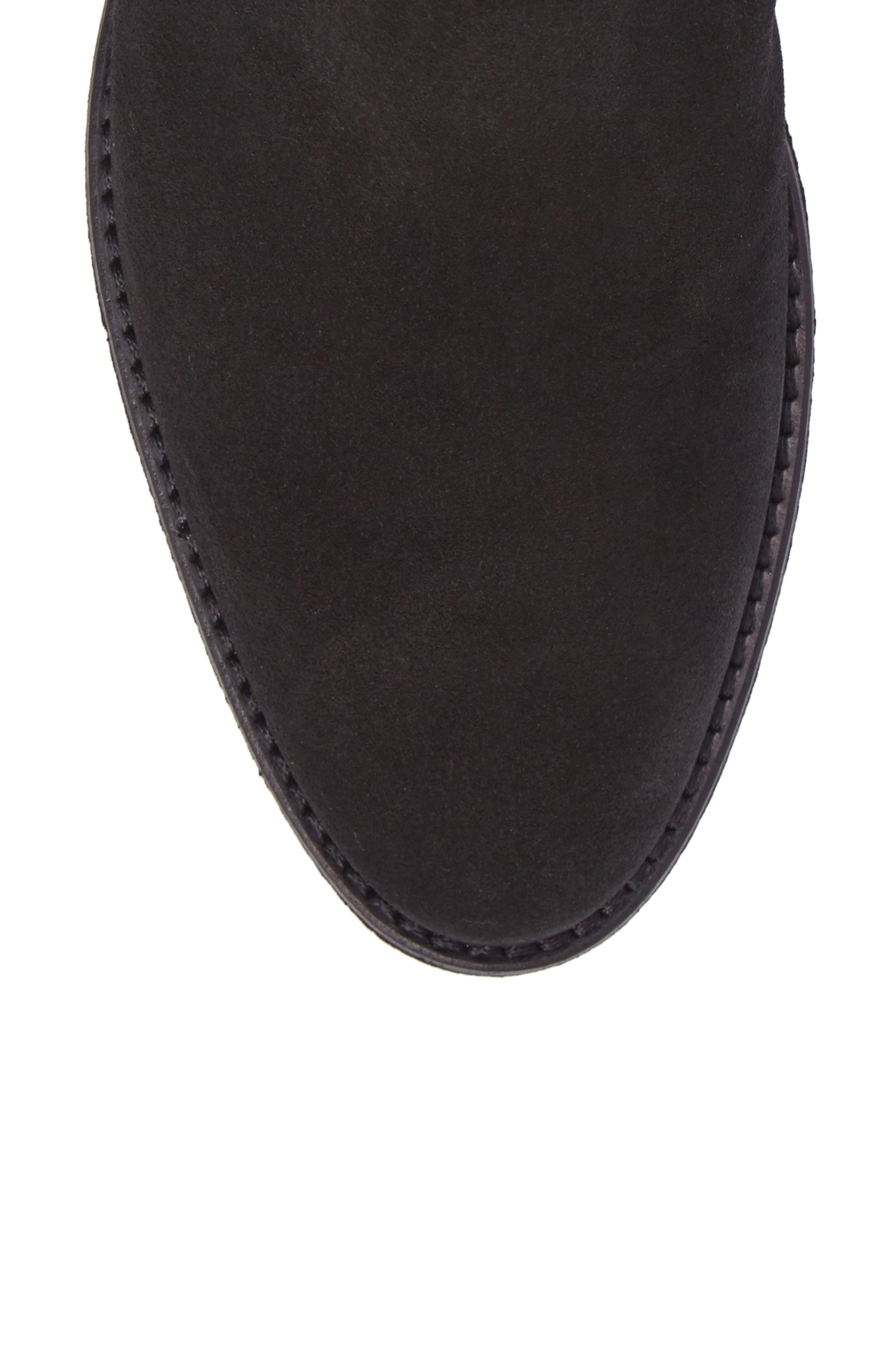 Kimberly Weatherproof Genuine Shearling Bootie,                             Alternate thumbnail 17, color,