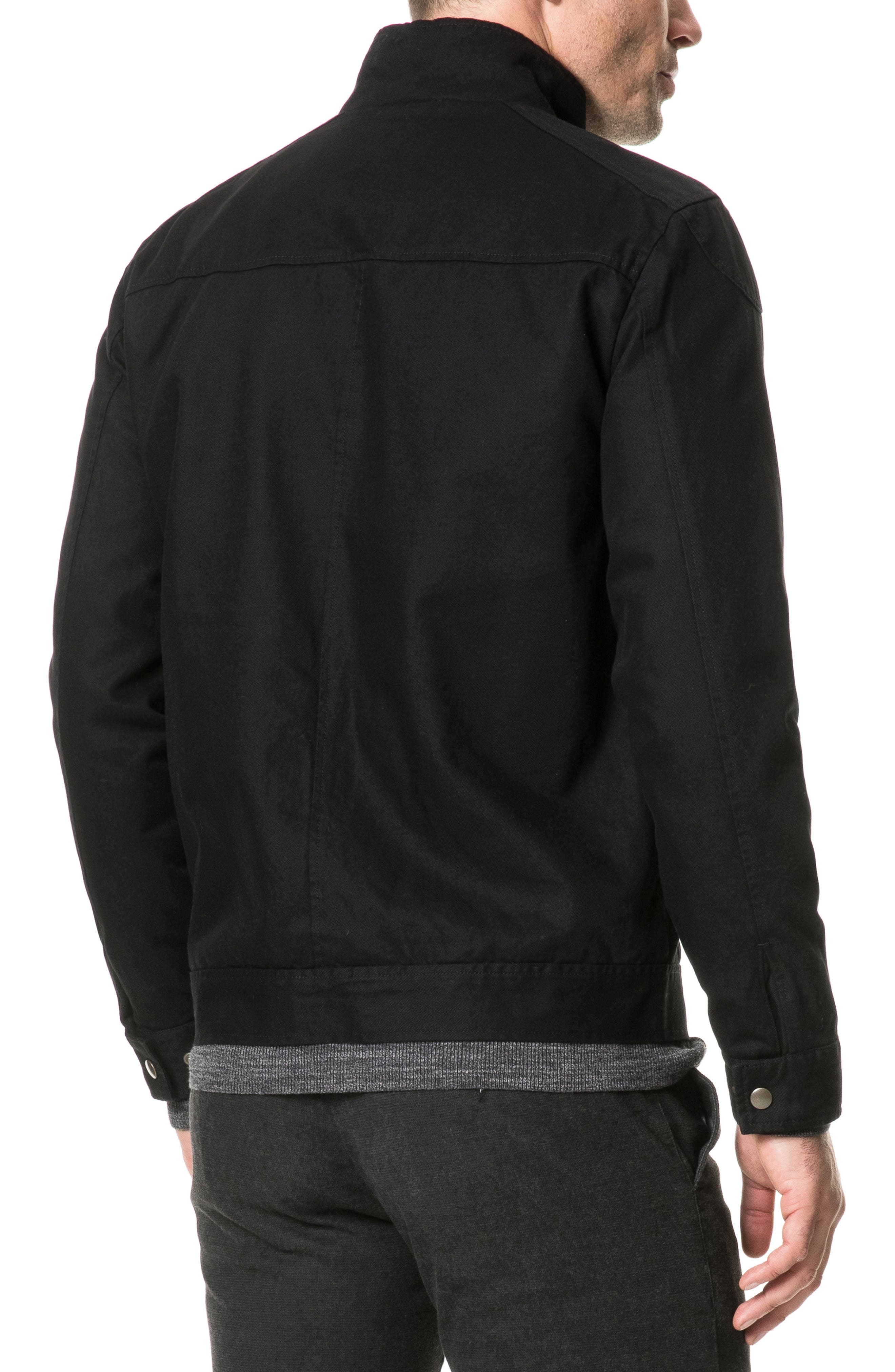 Campbell Point Jacket,                             Alternate thumbnail 2, color,                             NAVY