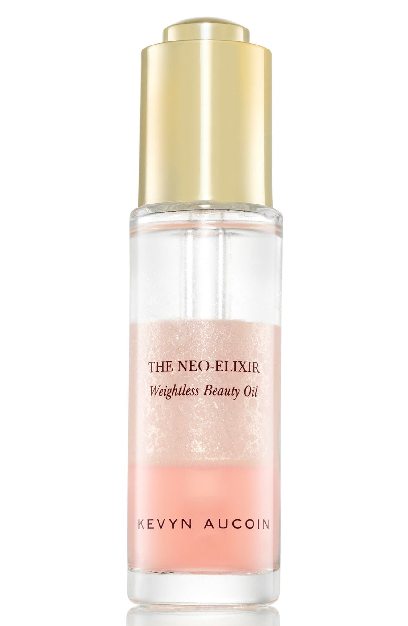 SPACE.NK.apothecary Kevyn Aucoin Beauty The Neo-Elixir Weightless Beauty Oil,                             Main thumbnail 1, color,                             NO COLOR