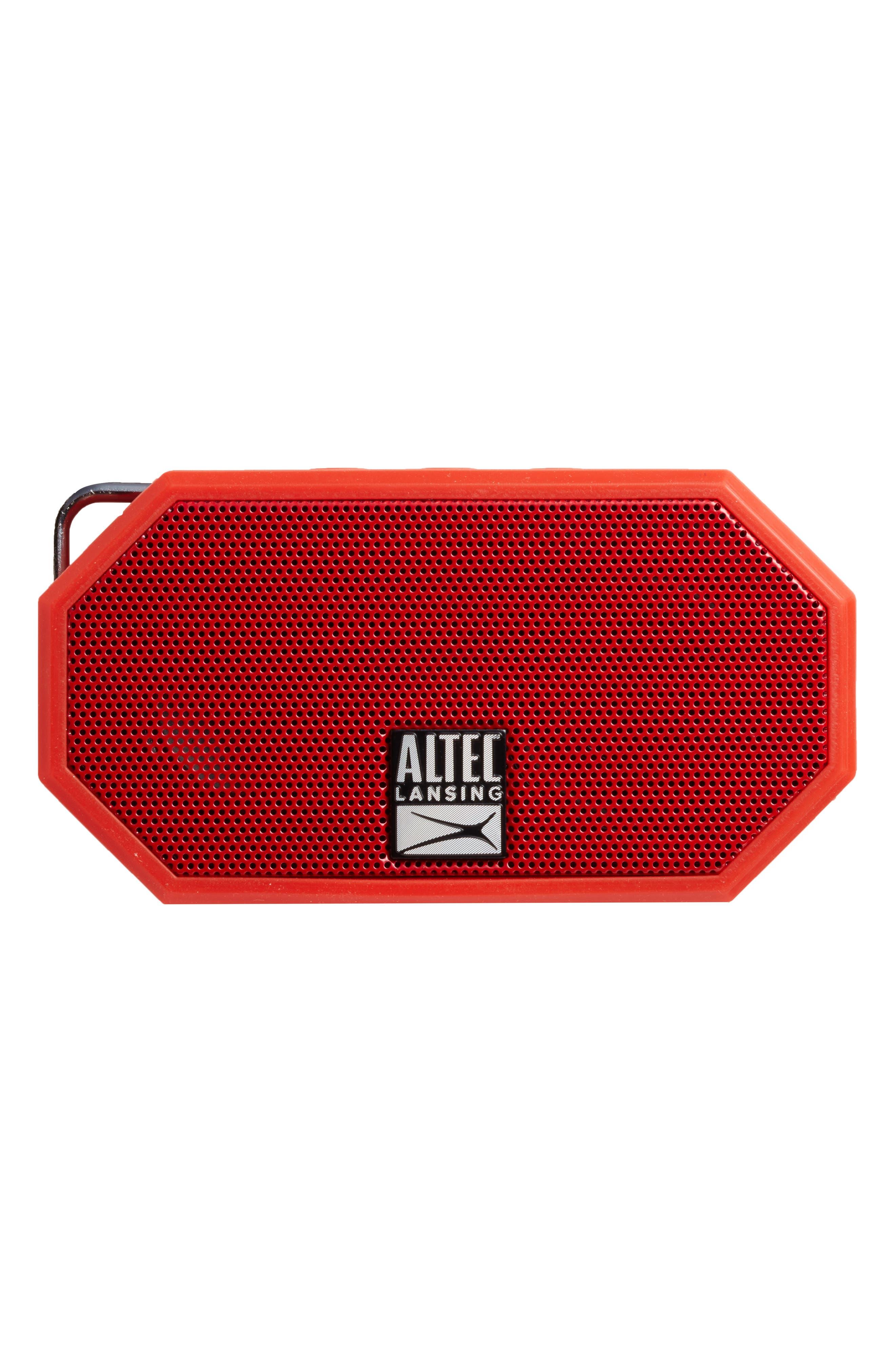 Mini H2O 3 Bluetooth<sup>®</sup> Speaker,                             Main thumbnail 5, color,