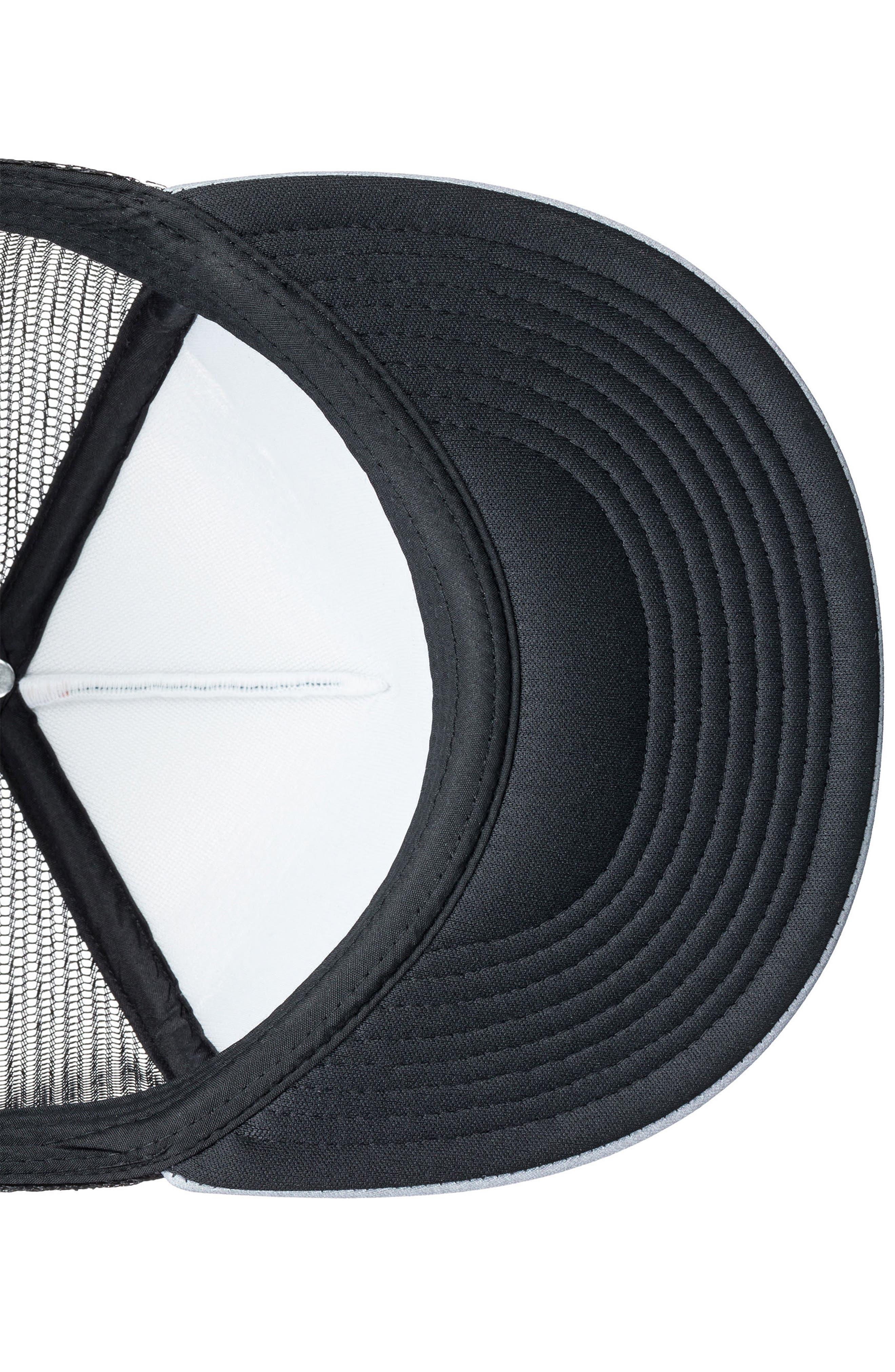 Vixten Trucker Hat,                             Alternate thumbnail 3, color,                             022
