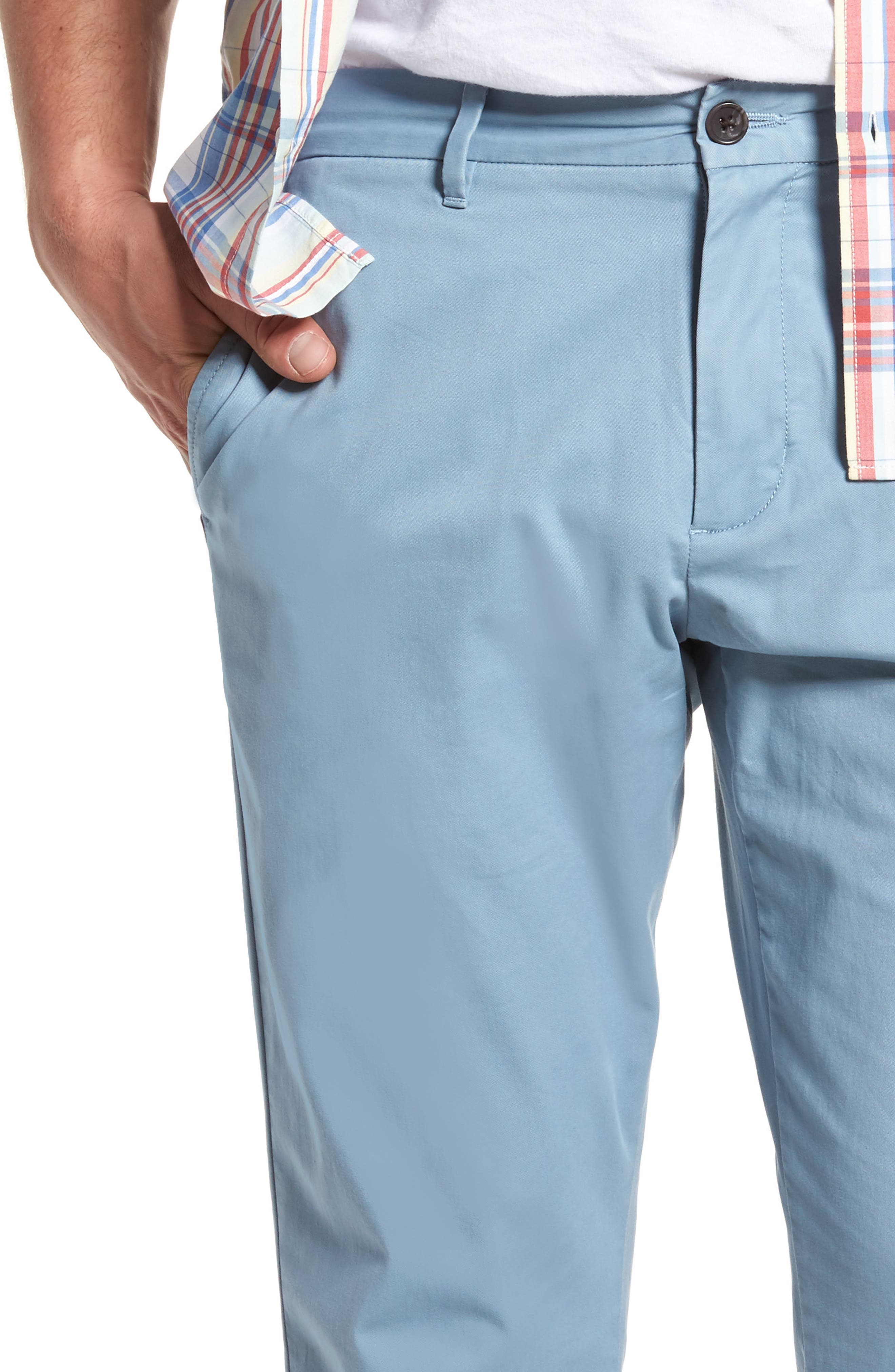 Fremont Relaxed Slim Fit Chinos,                             Alternate thumbnail 28, color,