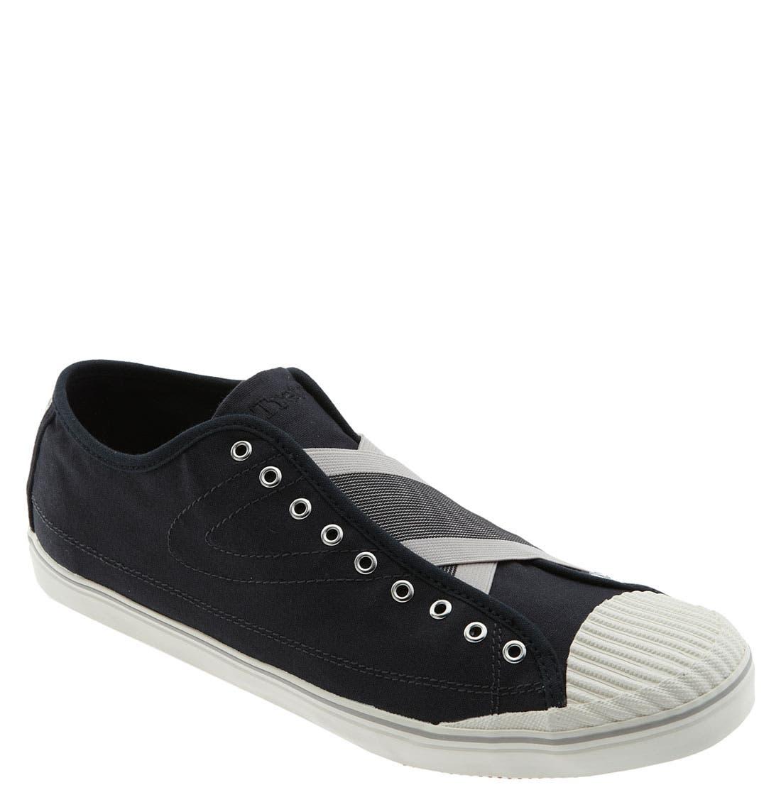 'Skymra' Slip-On Sneaker, Main, color, 001