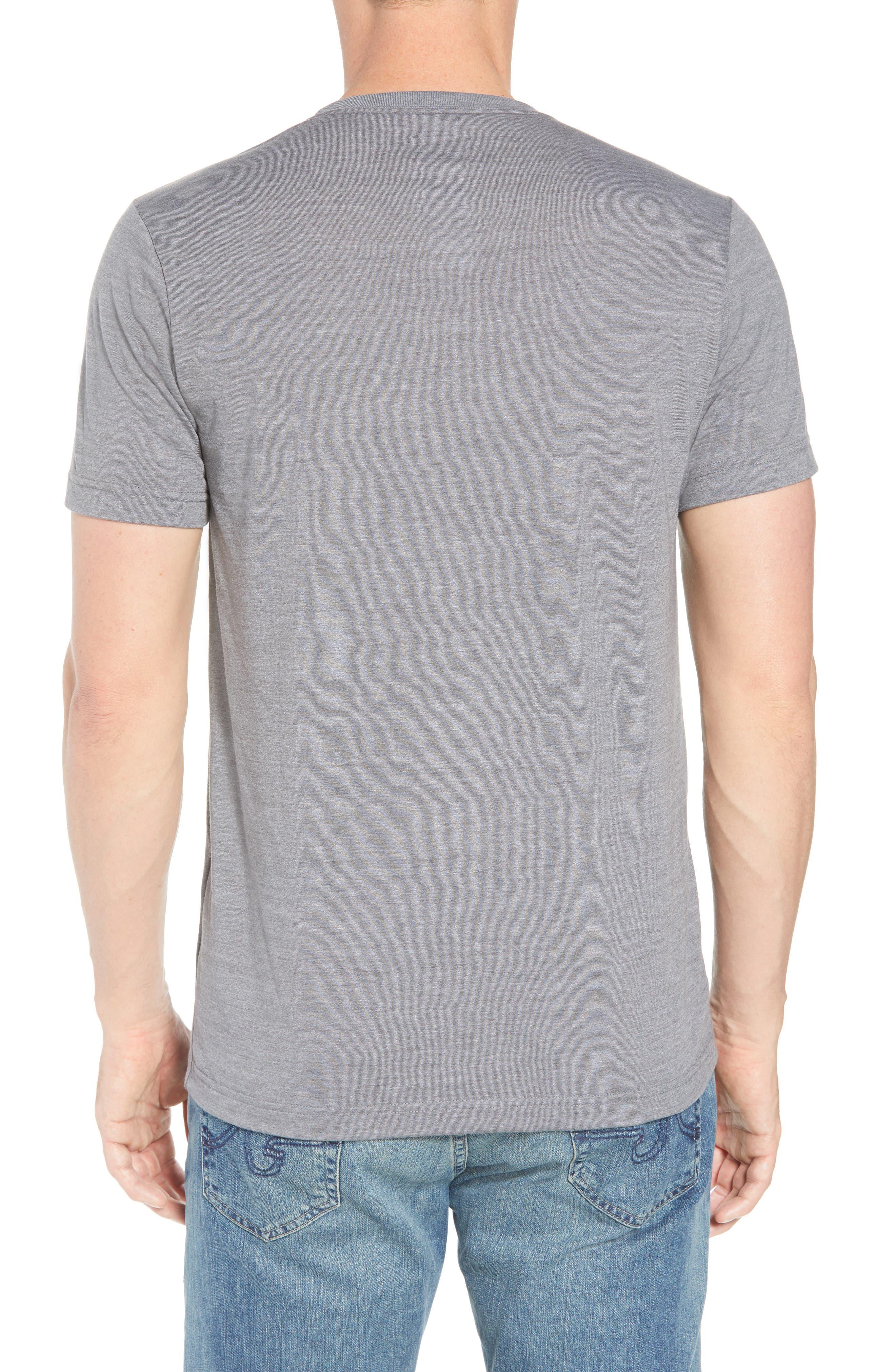 Americana Crewneck T-Shirt,                             Alternate thumbnail 5, color,