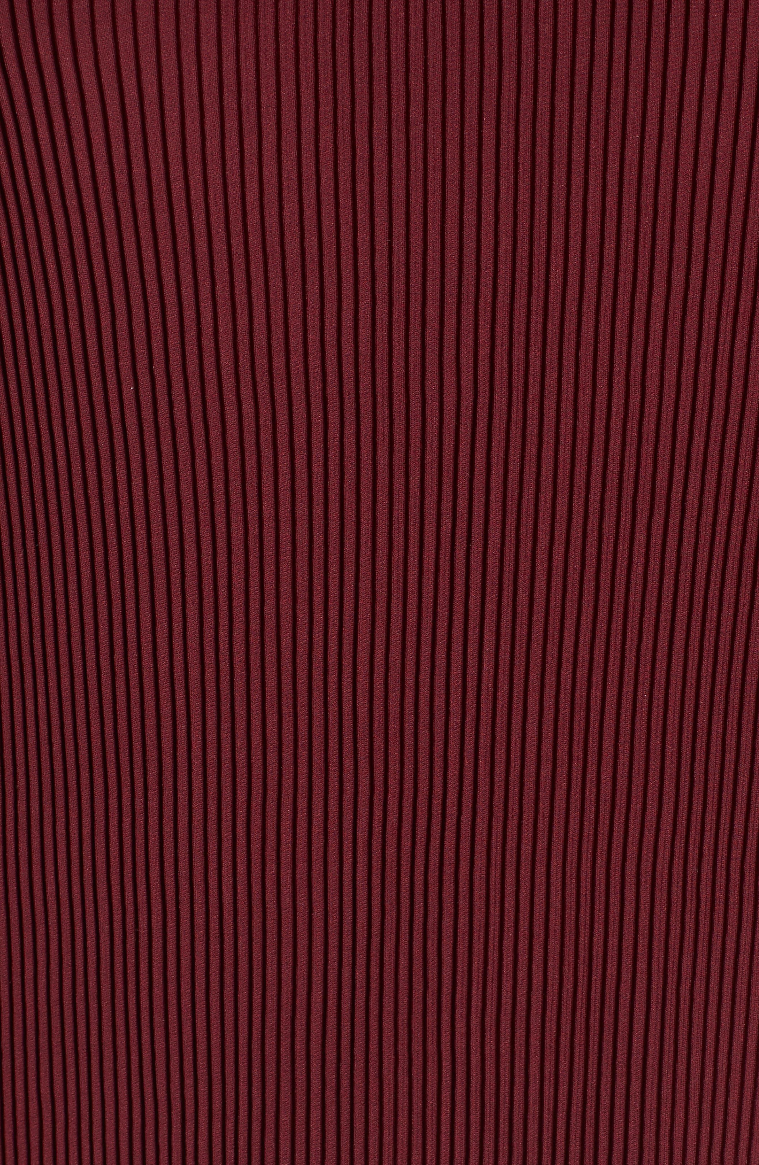 Brinley Ruffle Cold Shoulder Top,                             Alternate thumbnail 5, color,                             932