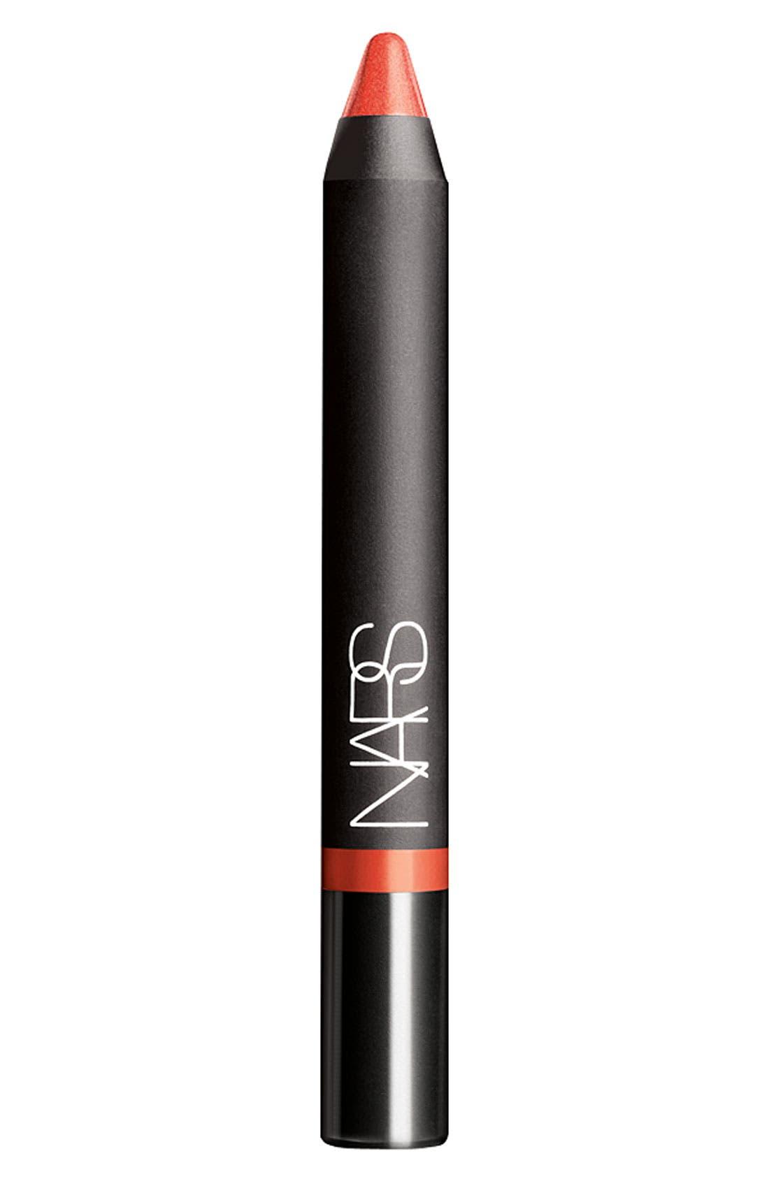 Velvet Gloss Lip Pencil,                             Main thumbnail 1, color,                             HAPPY DAYS