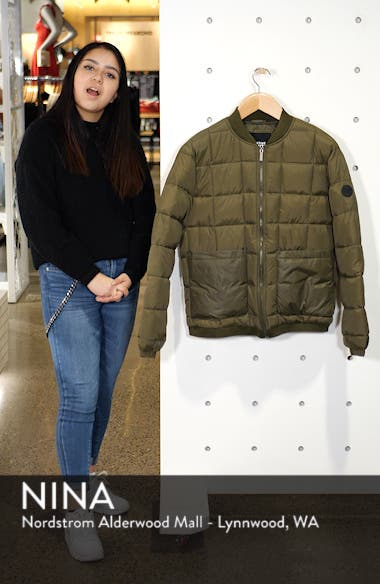 Quilted Short Jacket, sales video thumbnail