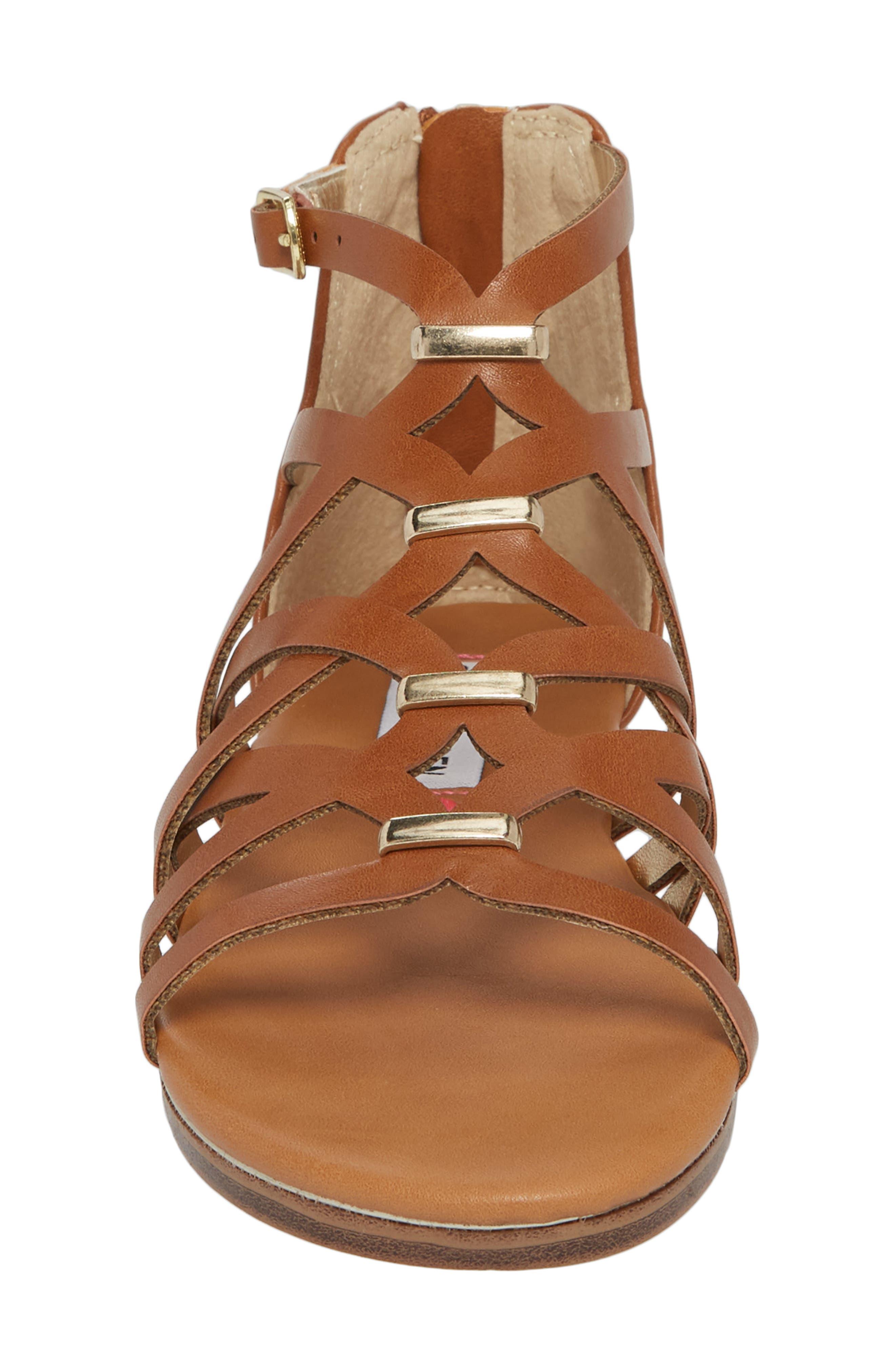 JCOMET Gladiator Sandal,                             Alternate thumbnail 4, color,