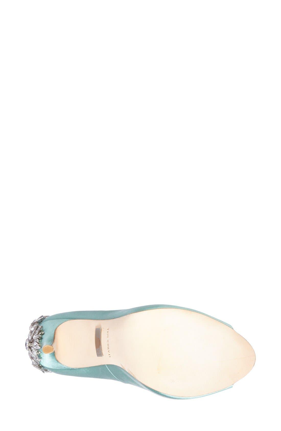 'Kiara' Crystal Back Open Toe Pump,                             Alternate thumbnail 35, color,