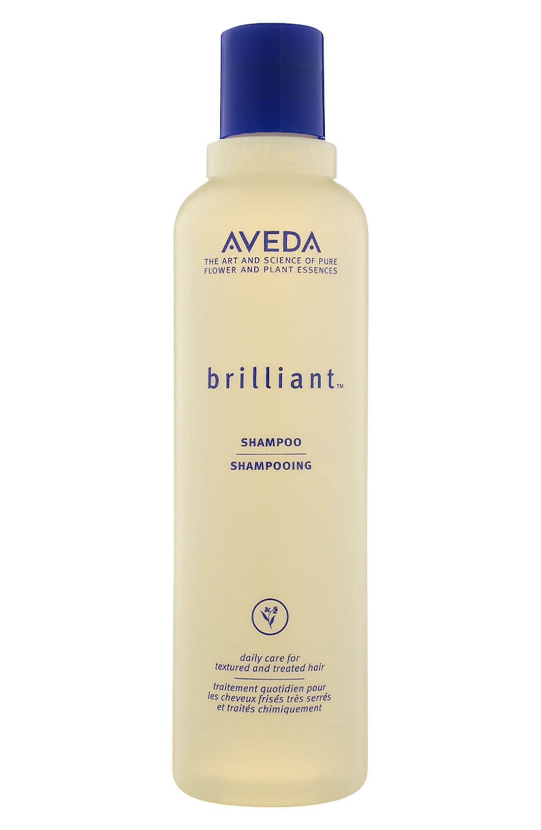 AVEDA,                             brilliant<sup>™</sup> Shampoo,                             Main thumbnail 1, color,                             NO COLOR