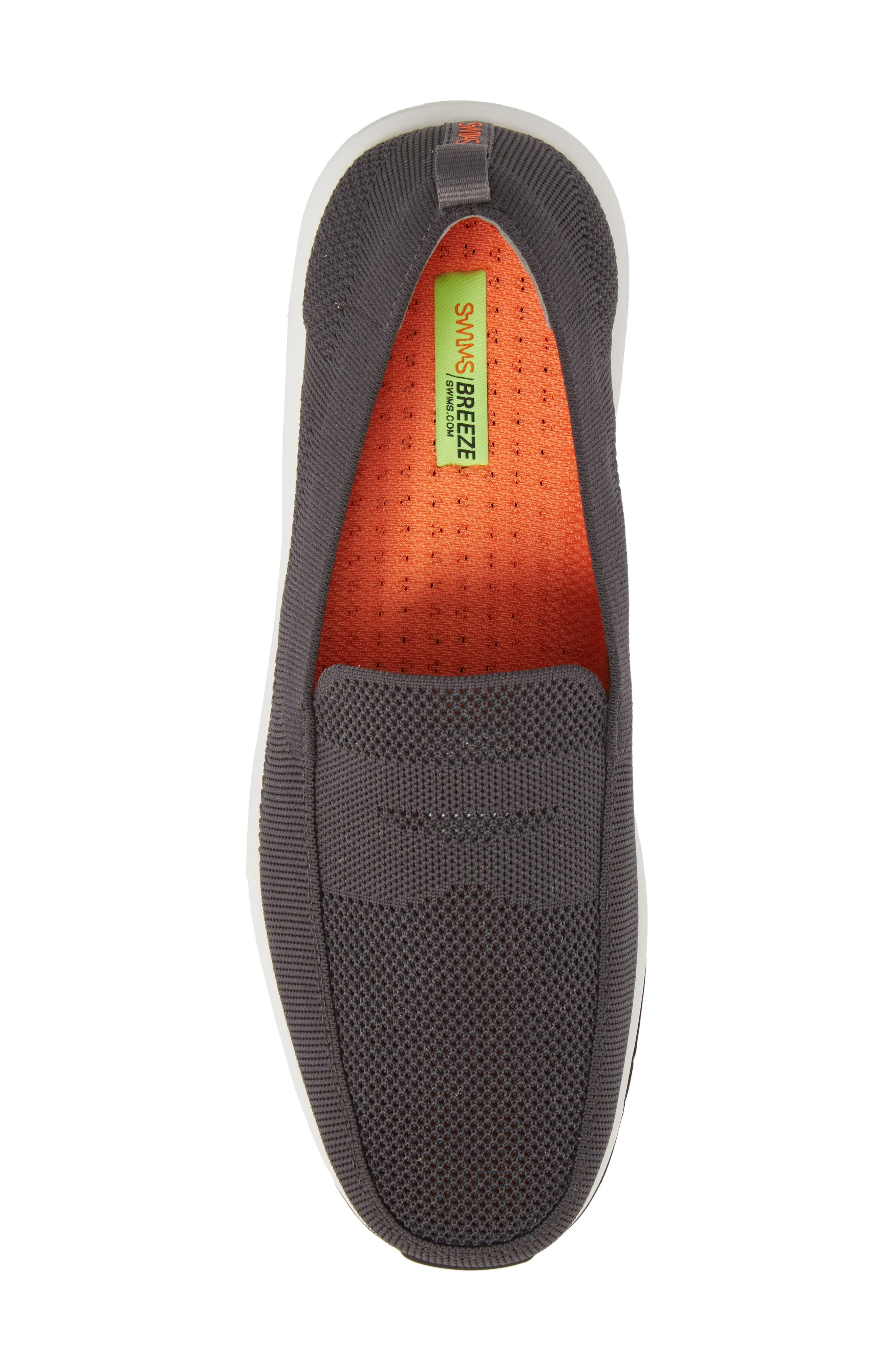 SWIMS,                             Breeze Leap Knit Penny Slip-On,                             Alternate thumbnail 5, color,                             020