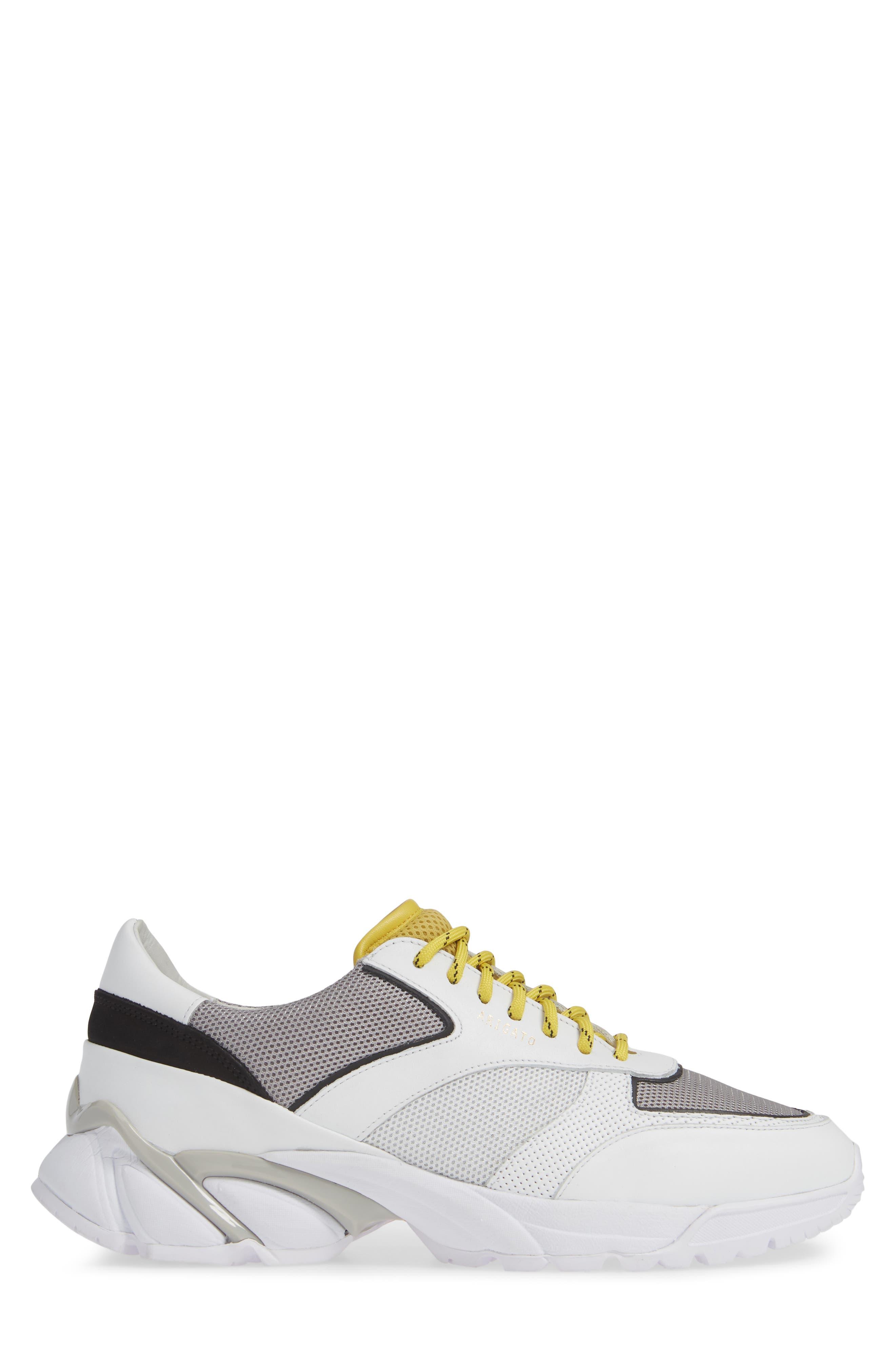 Tech Sneaker,                             Alternate thumbnail 3, color,                             100