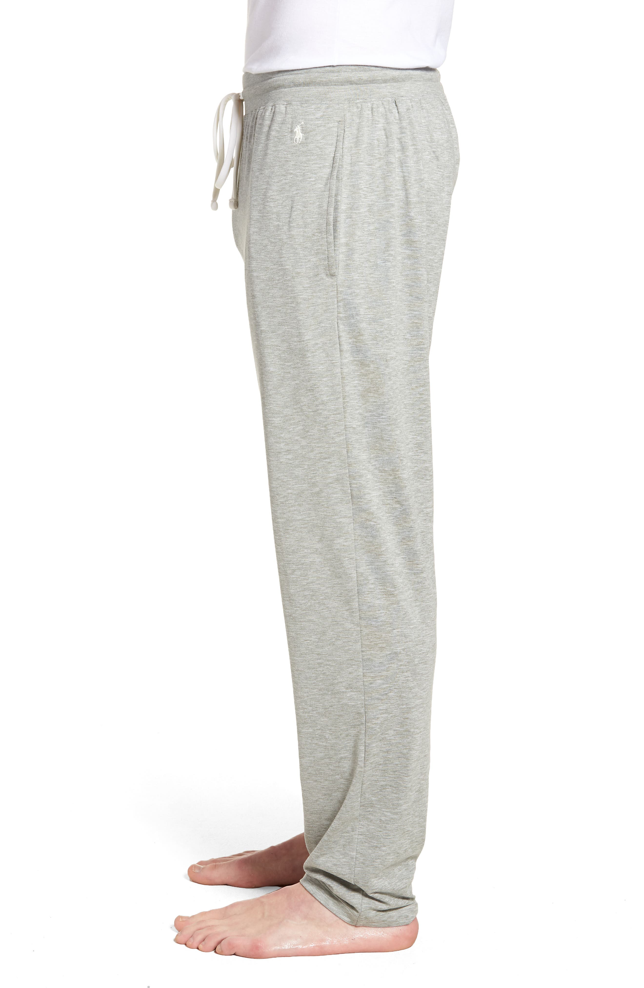 POLO RALPH LAUREN,                             Therma Lounge Pants,                             Alternate thumbnail 3, color,                             033