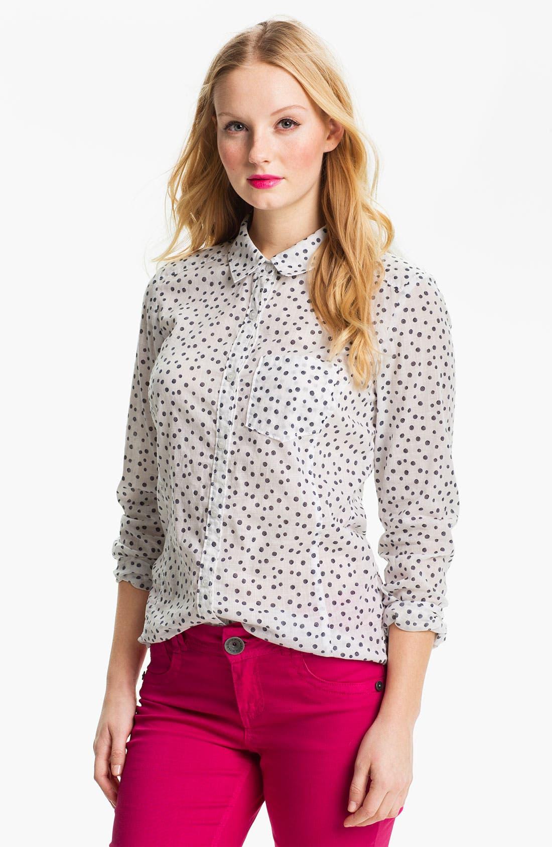 Long Sleeve Shirt,                             Main thumbnail 4, color,