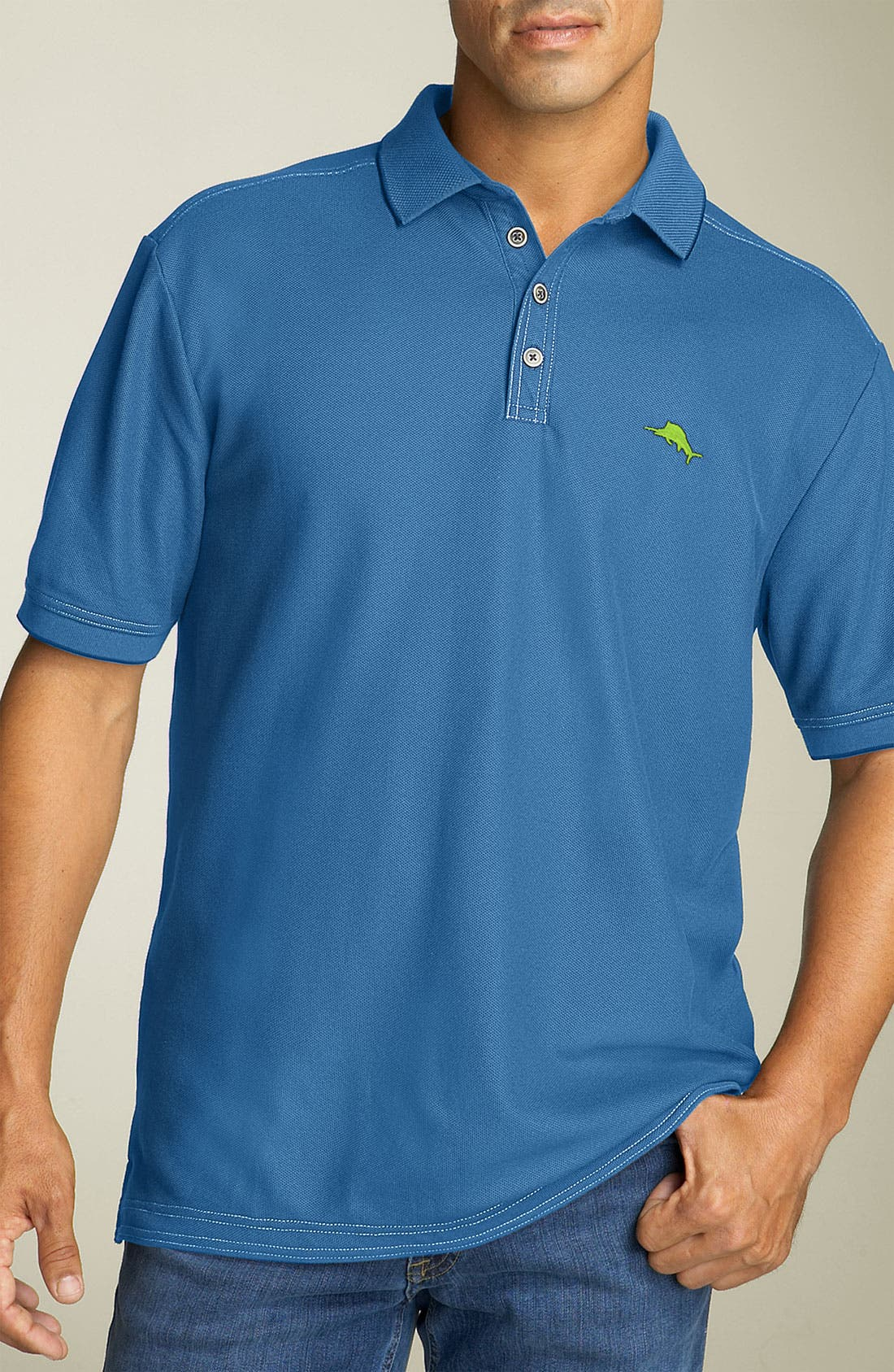 'The Emfielder' Original Fit Piqué Polo,                             Main thumbnail 48, color,