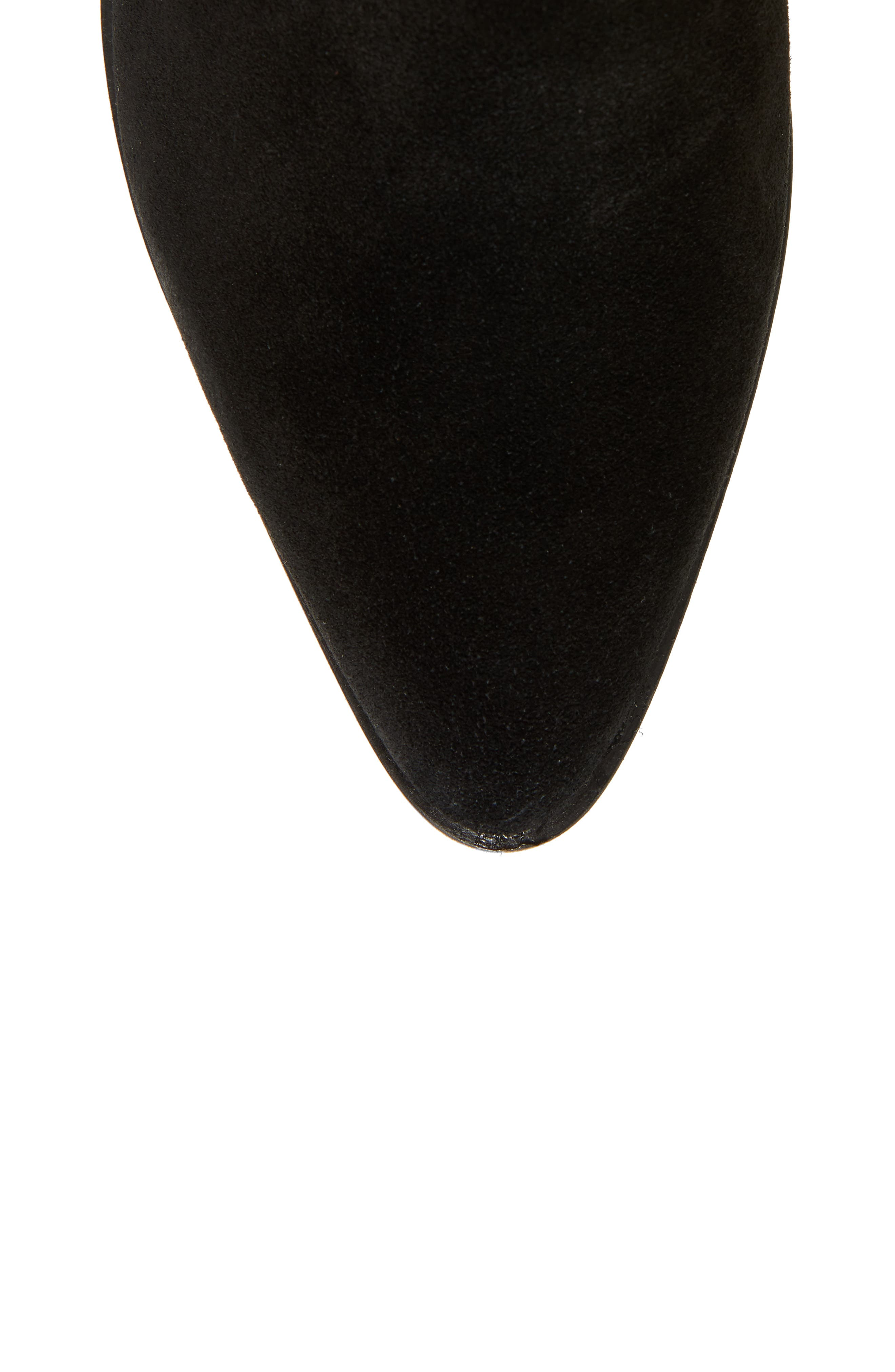 Lucca Pieced Over the Knee Boot,                             Alternate thumbnail 5, color,                             006
