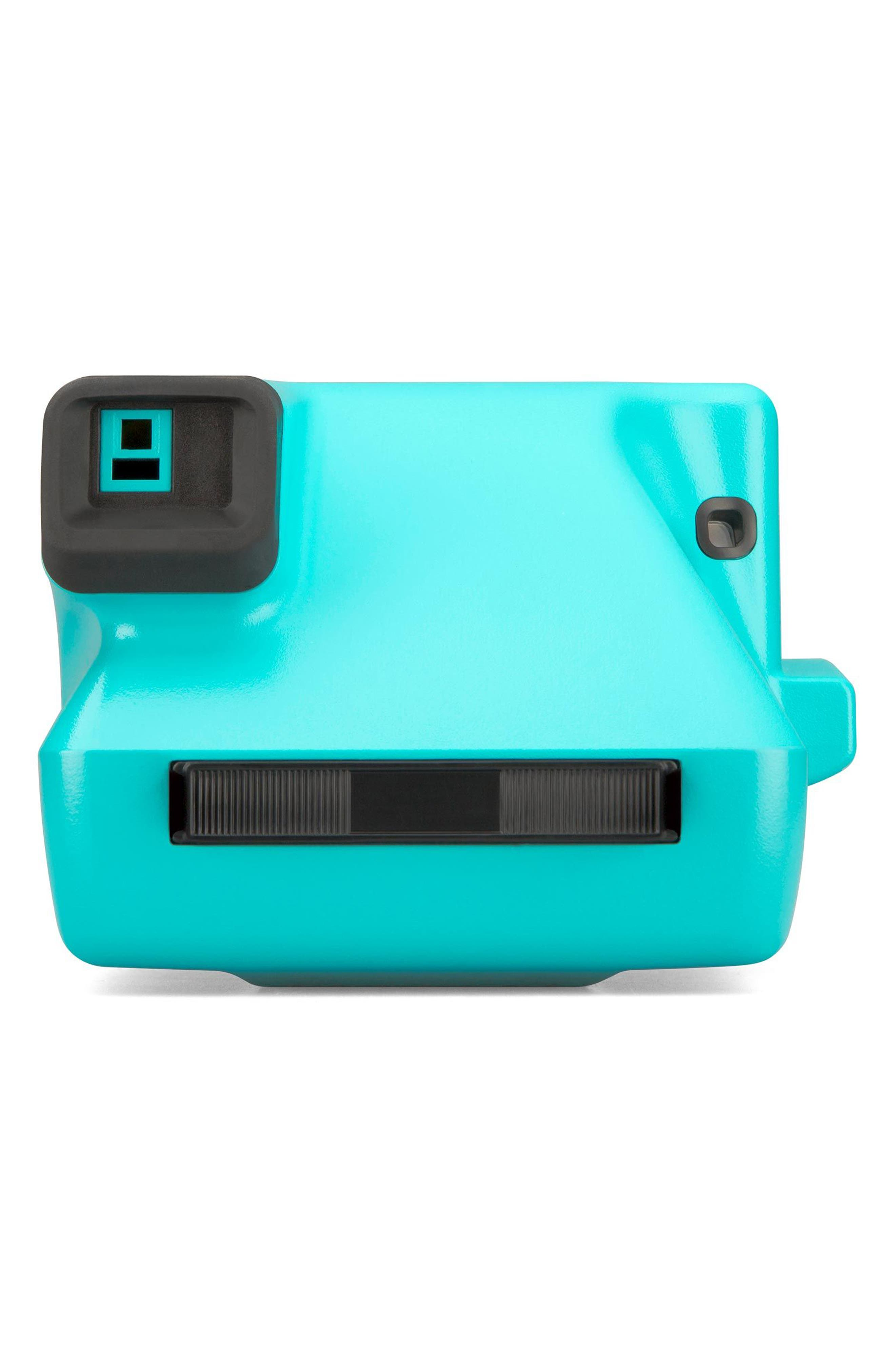 Impossible Project Polaroid 600 96 Cam Instant Camera,                             Alternate thumbnail 2, color,                             BLUE